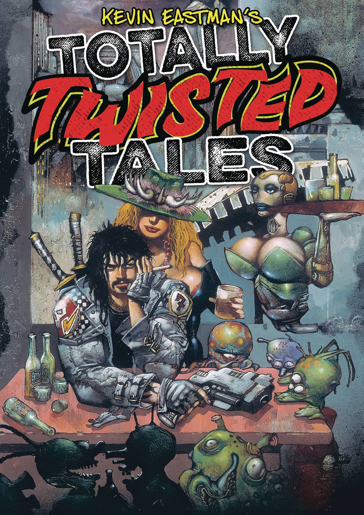 Kevin Eastman's Totally Twisted Tales - But What About Lost Angeles?