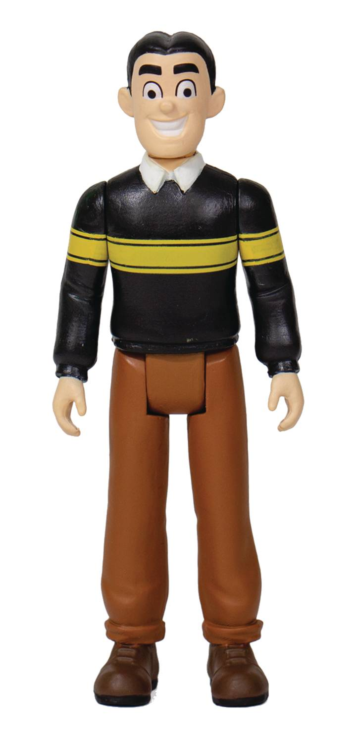 ARCHIE COMICS REGGIE REACTION FIGURE
