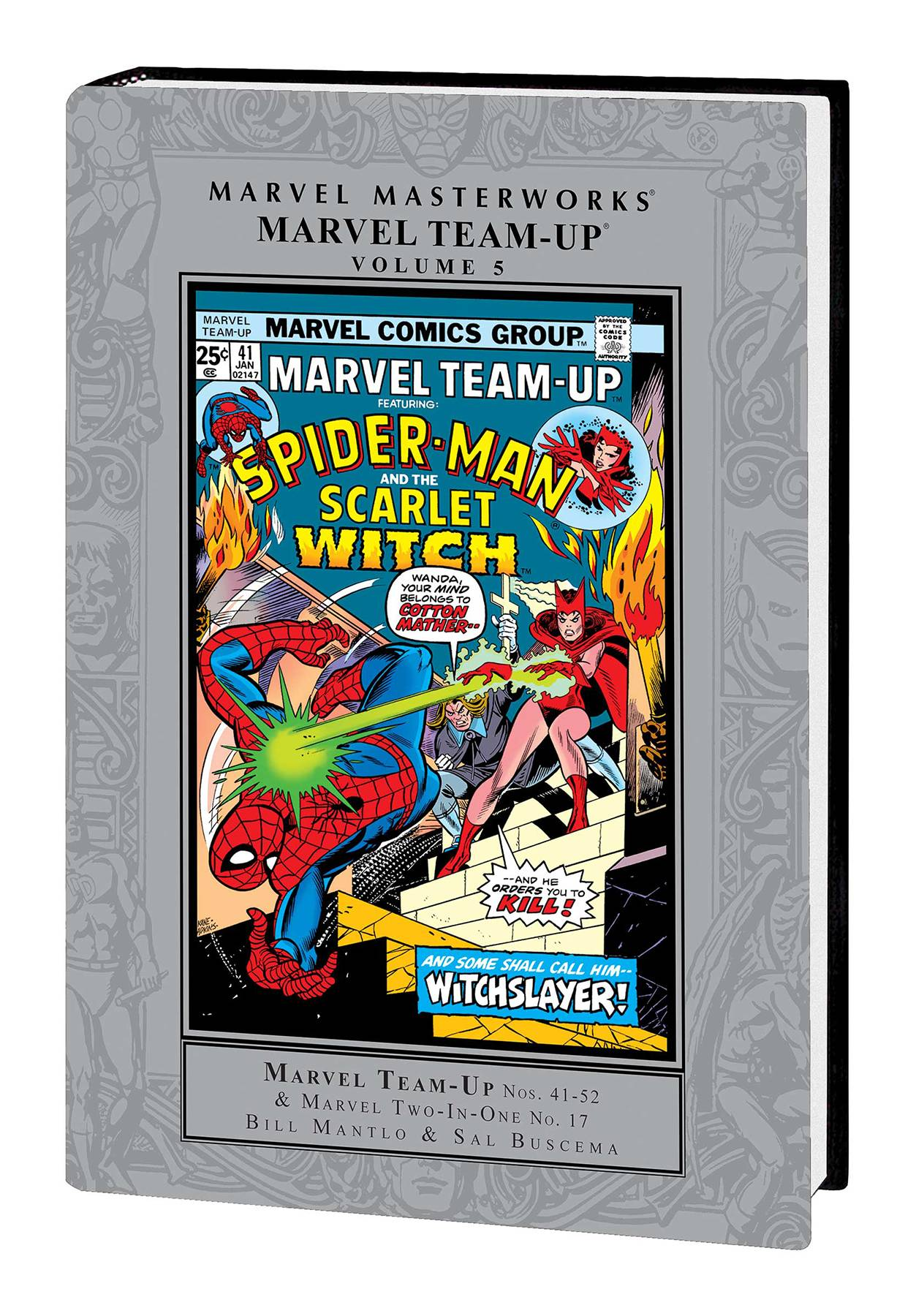 MMW MARVEL TEAM-UP HC VOL 05