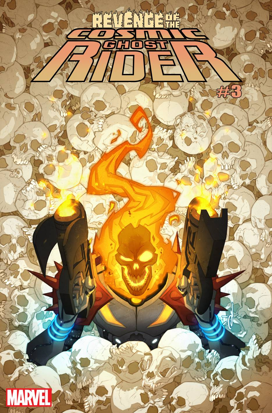 COSMIC GHOST RIDER #3 OF 5