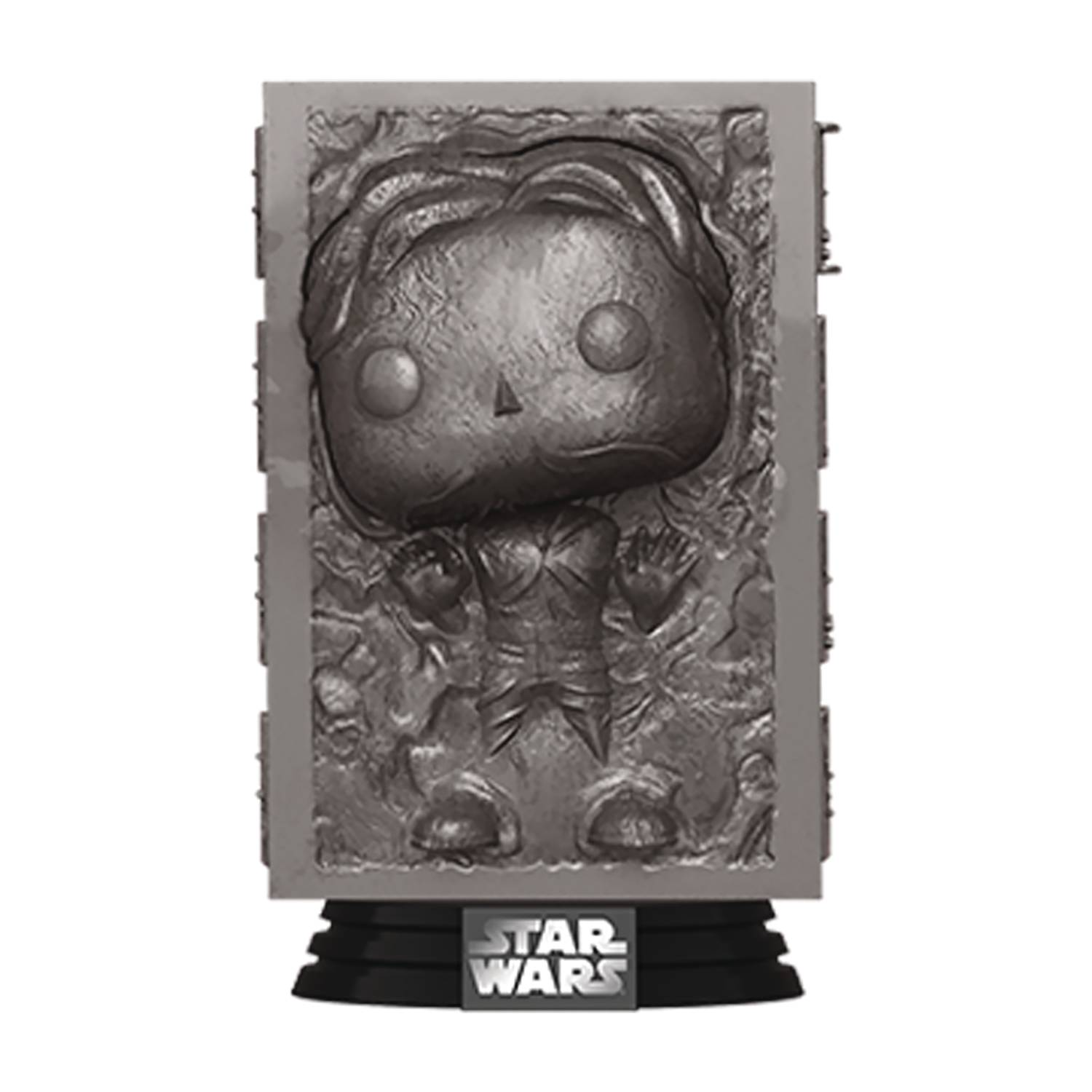 POP STAR WARS HAN IN CARBONITE VIN FIG