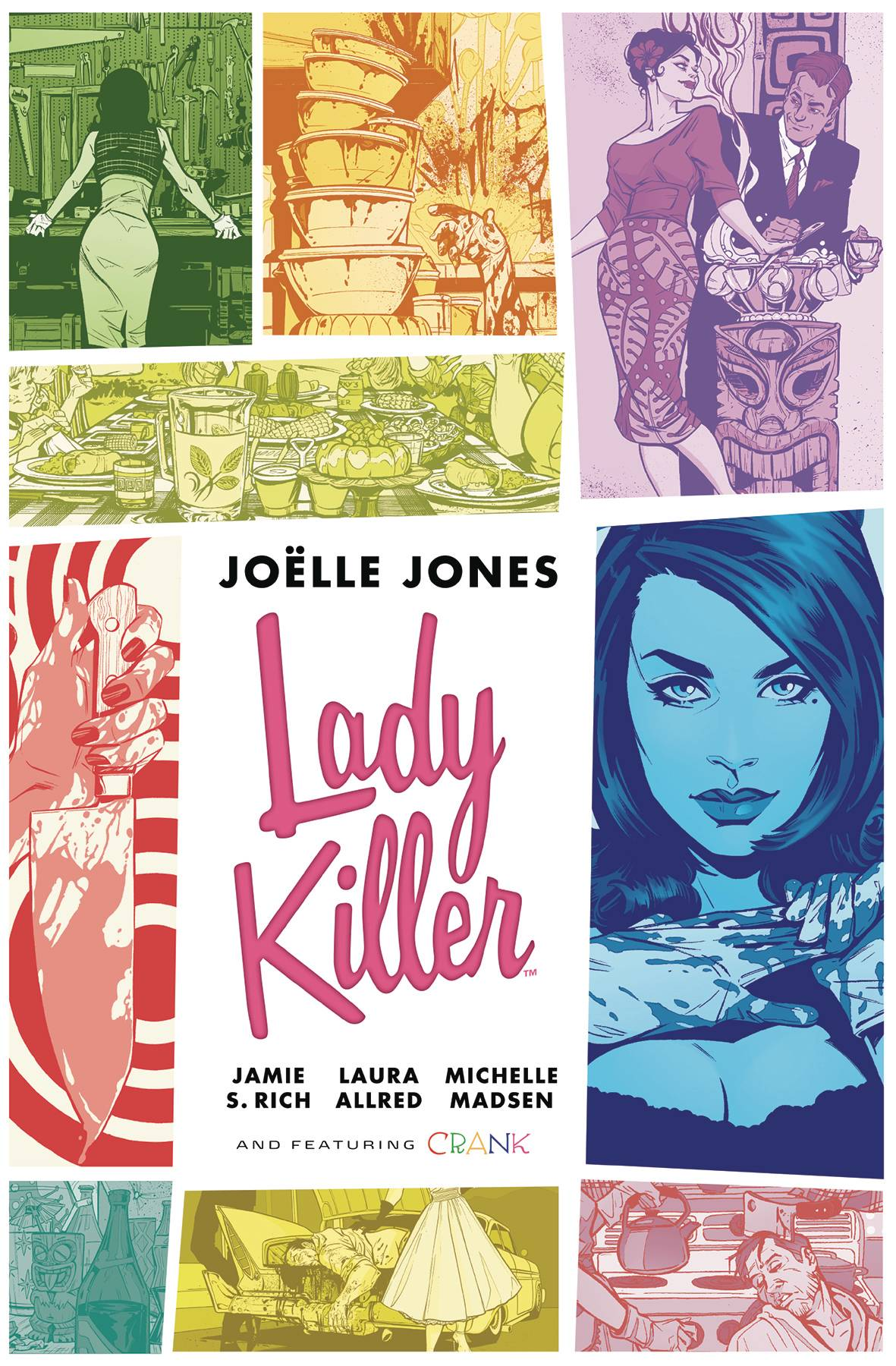 LADY KILLER LIBRARY ED VOL 01 (MR)