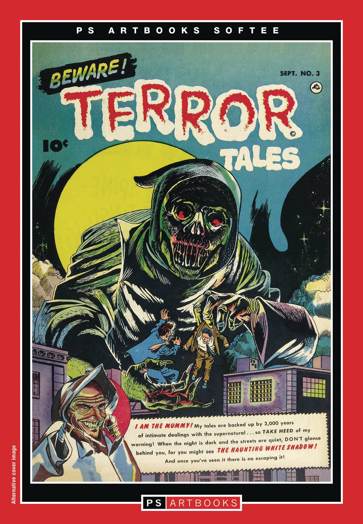PS ARTBOOKS BEWARE TERROR TALES SOFTEE VOL 01