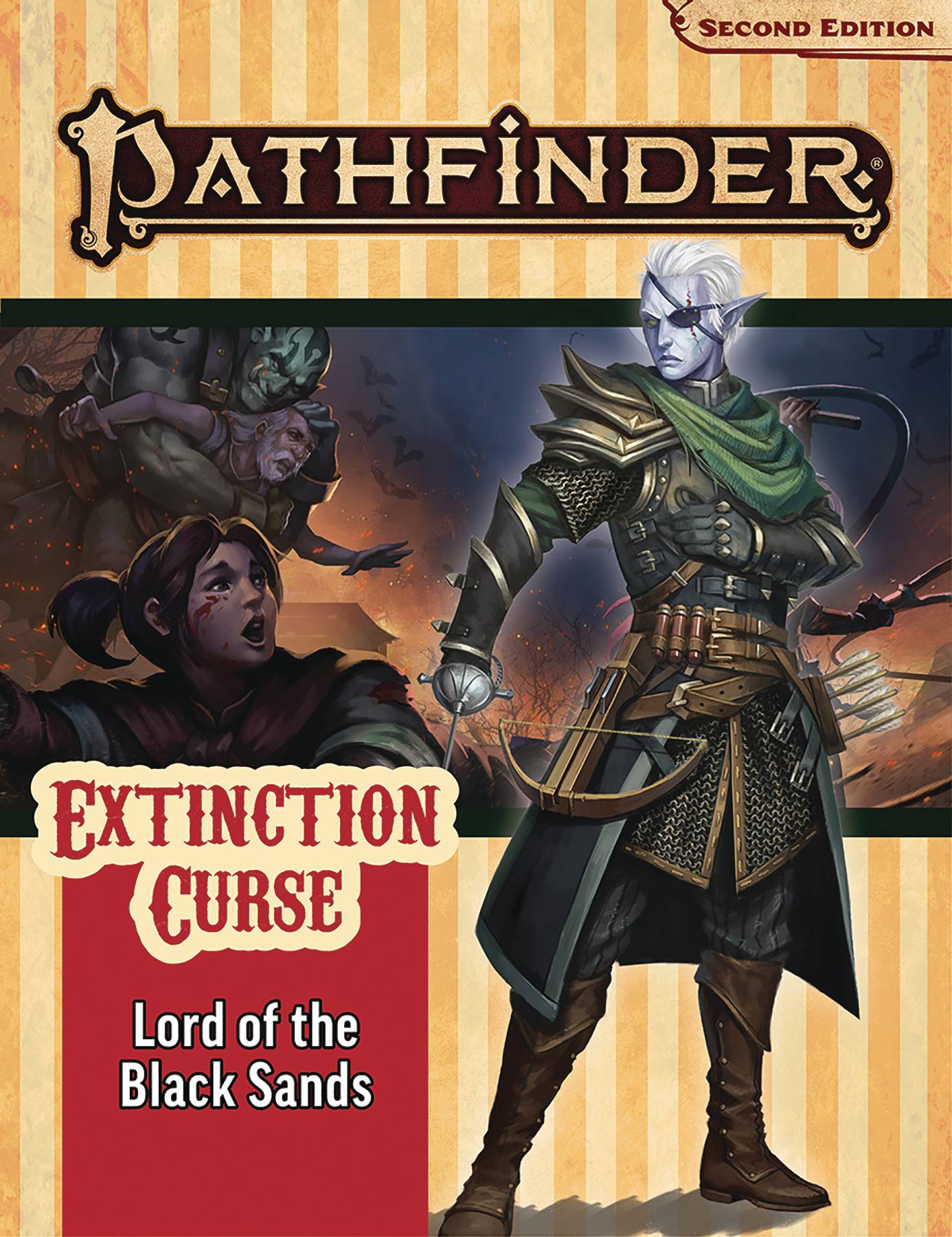 PATHFINDER ADV PATH EXTINCTION CURSE (P2) VOL 05