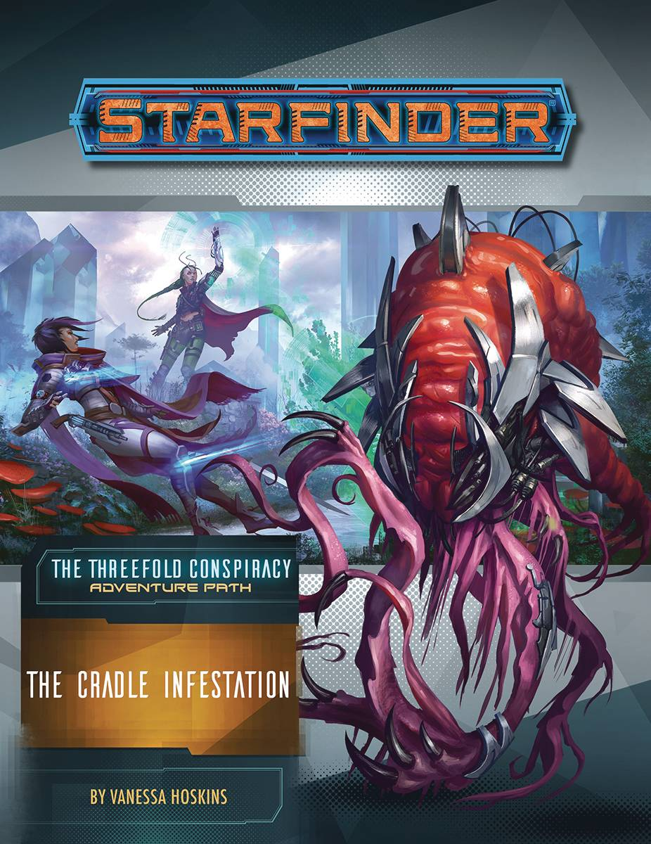 STARFINDER ADV PATH THREEFOLD CONSPIRACY VOL 05