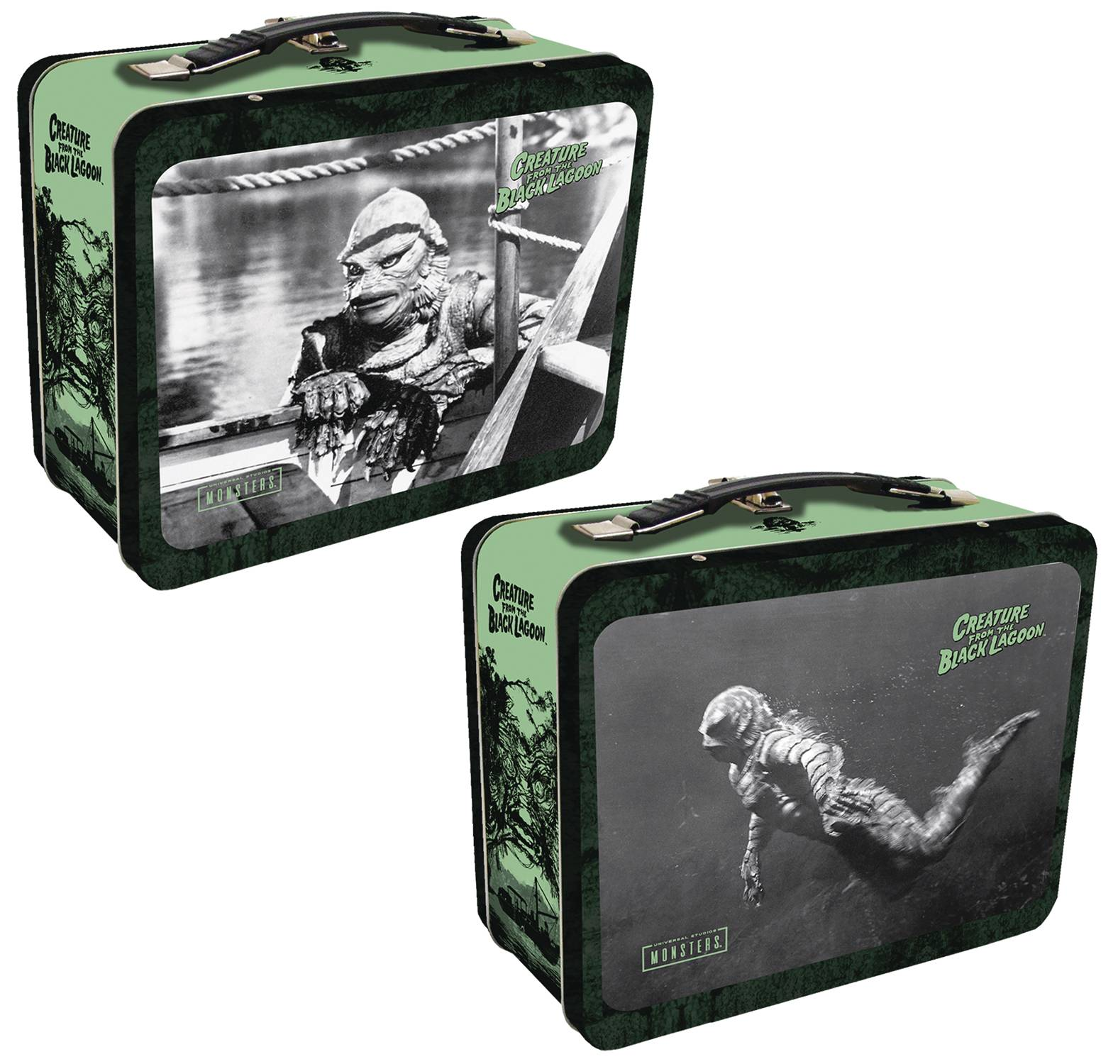 UNIVERSAL MONSTERS CREATURE FROM THE BLACK LAGOON TOTE
