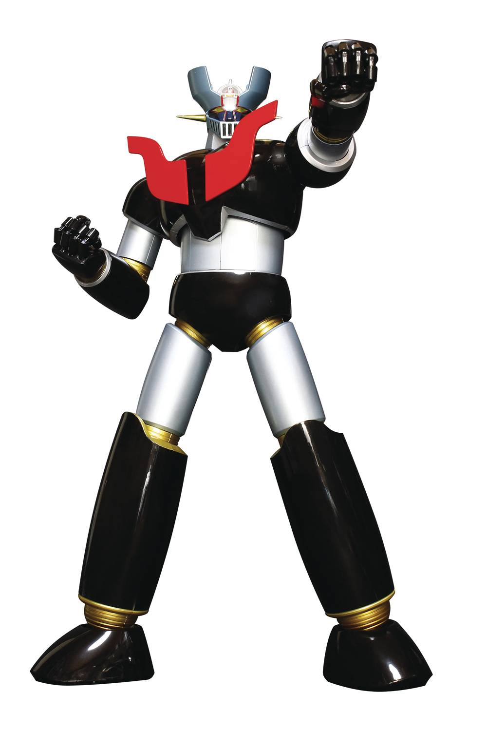 GRAND ACTION BIGSIZE MODEL MAZINGER Z FIGURE COMICS VER