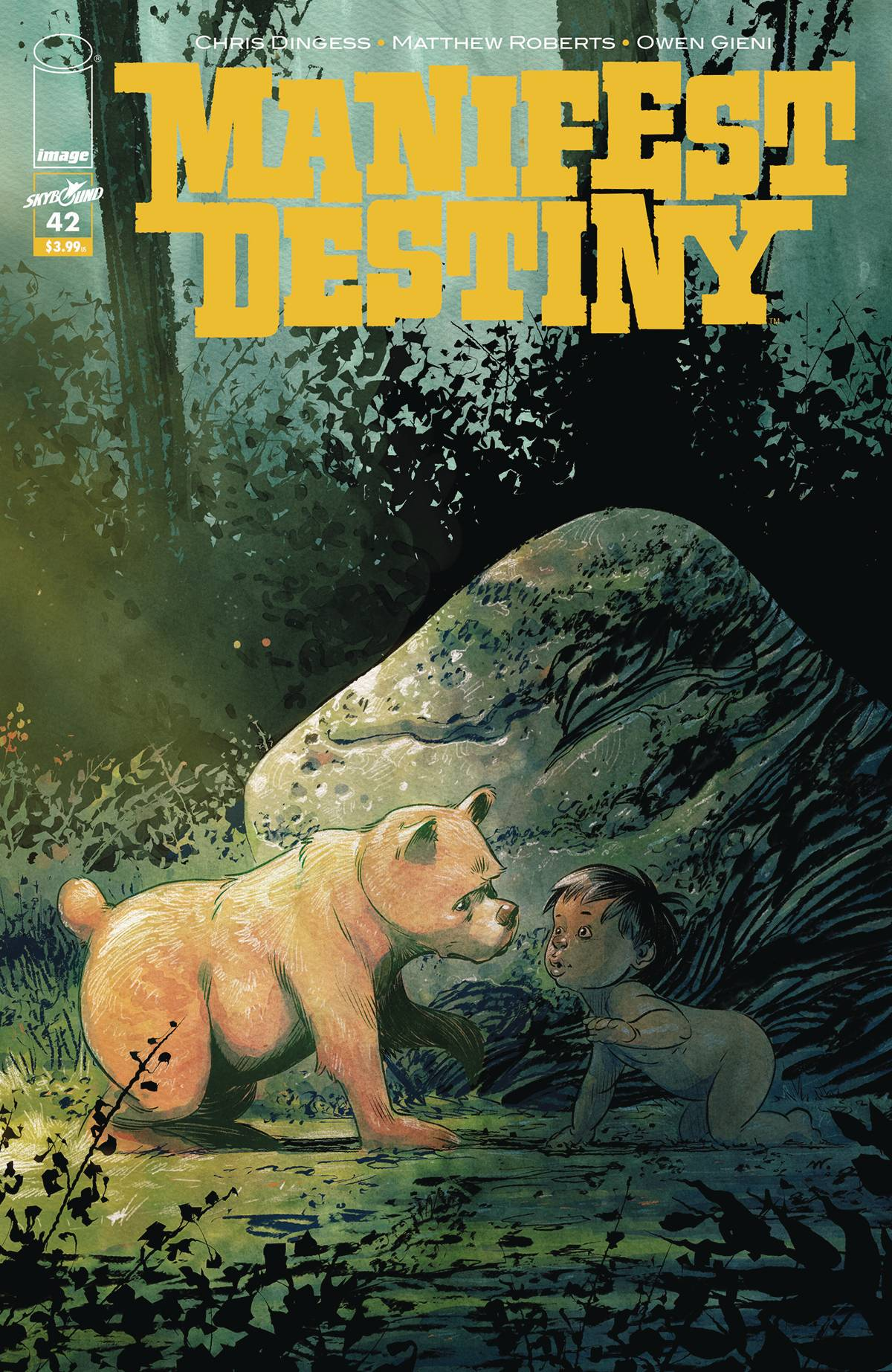 MANIFEST DESTINY #42 (MR)
