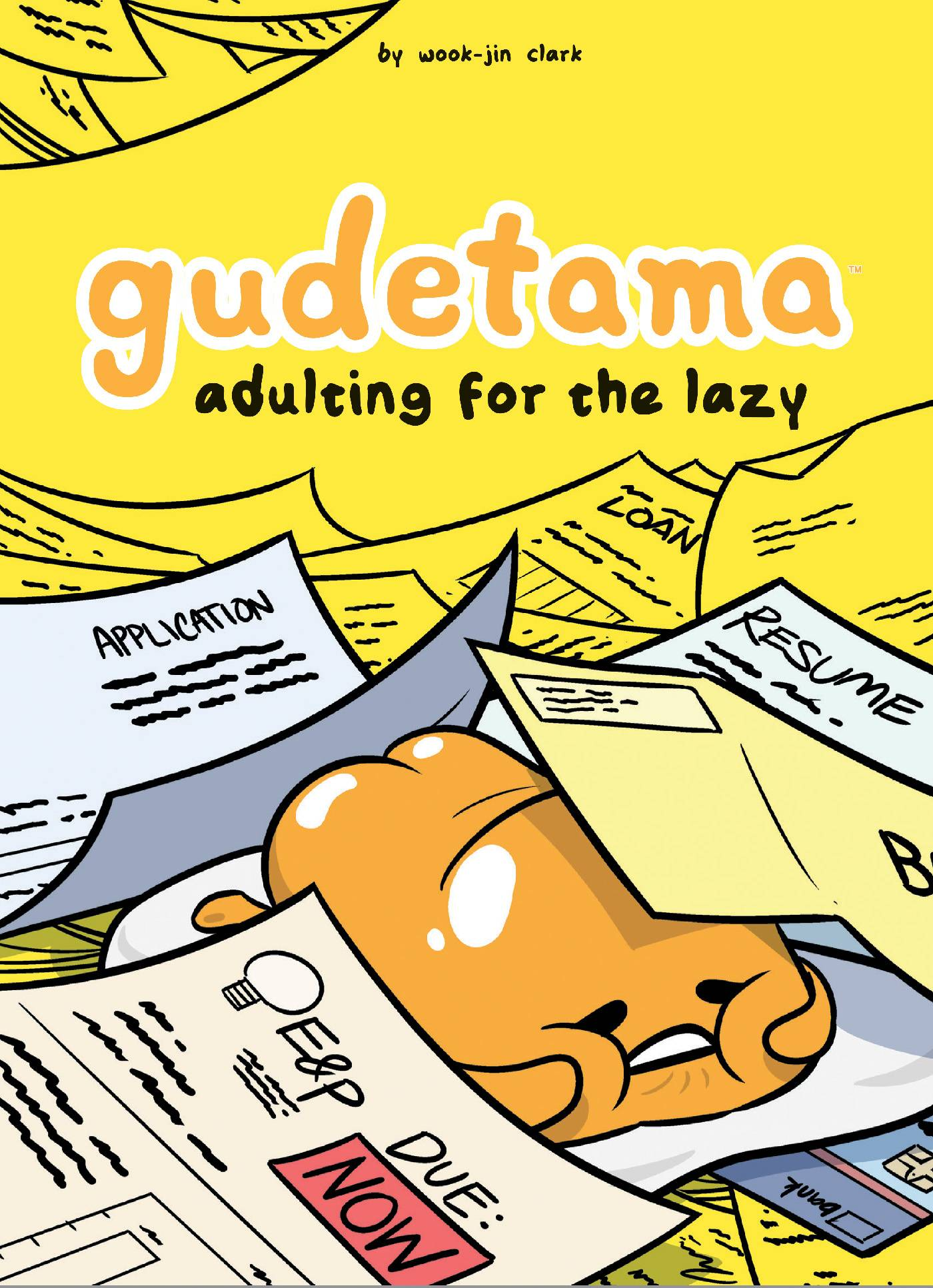 GUDETAMA HC ADULTING FOR THE LAZY