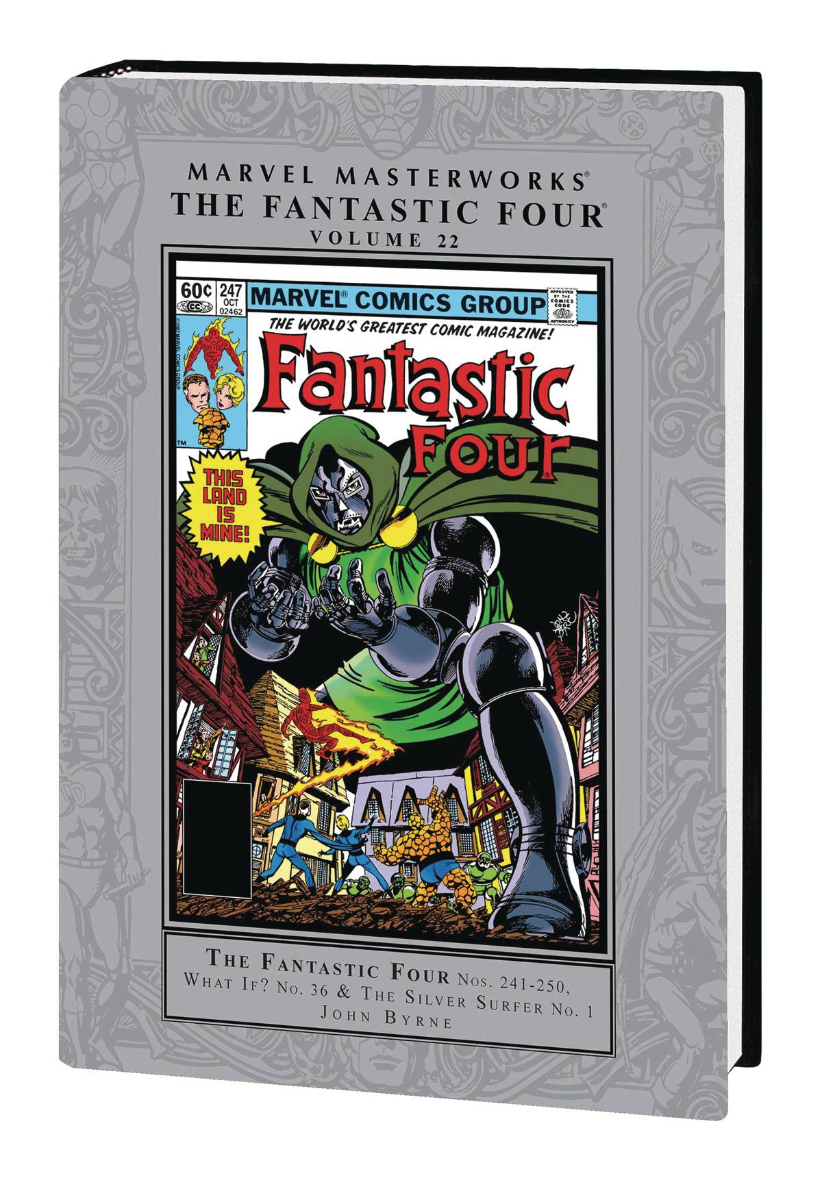 MMW FANTASTIC FOUR HC VOL 22