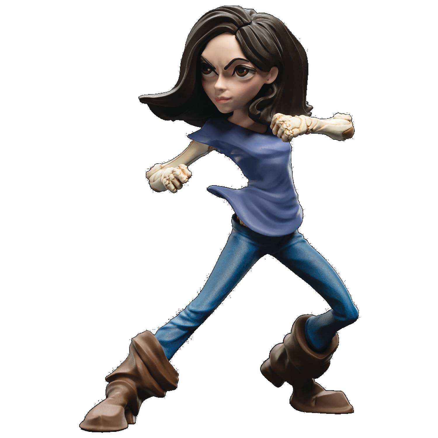 MINI EPICS ALITA BATTLE ANGEL ALITA DOLL VINYL FIG