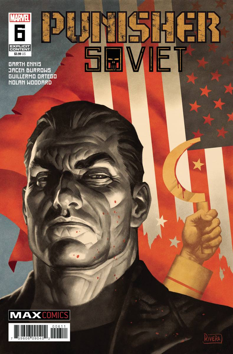 PUNISHER SOVIET #6 (OF 6) (MR)
