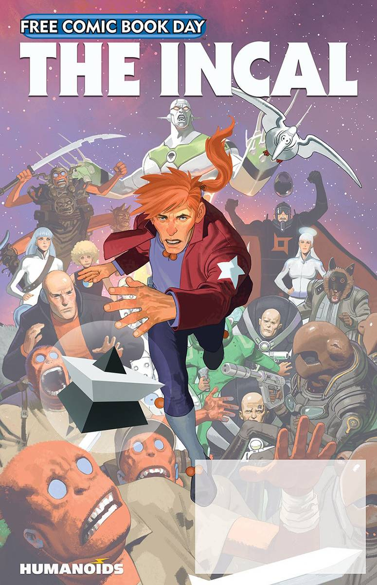 FCBD 2020 ENTER THE INCAL #1