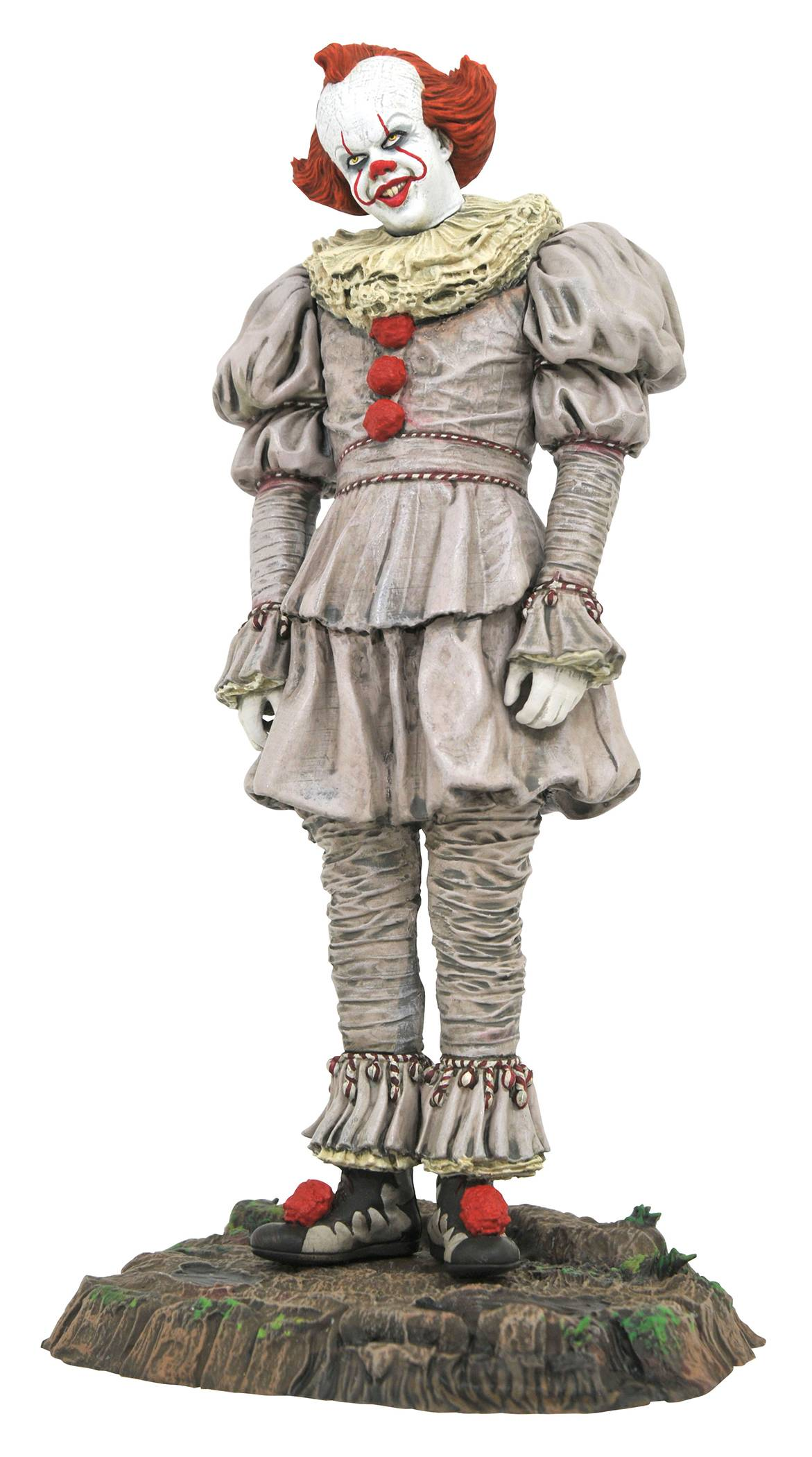 IT 2 GALLERY PENNYWISE SWAMP PVC STATUE (O/A)