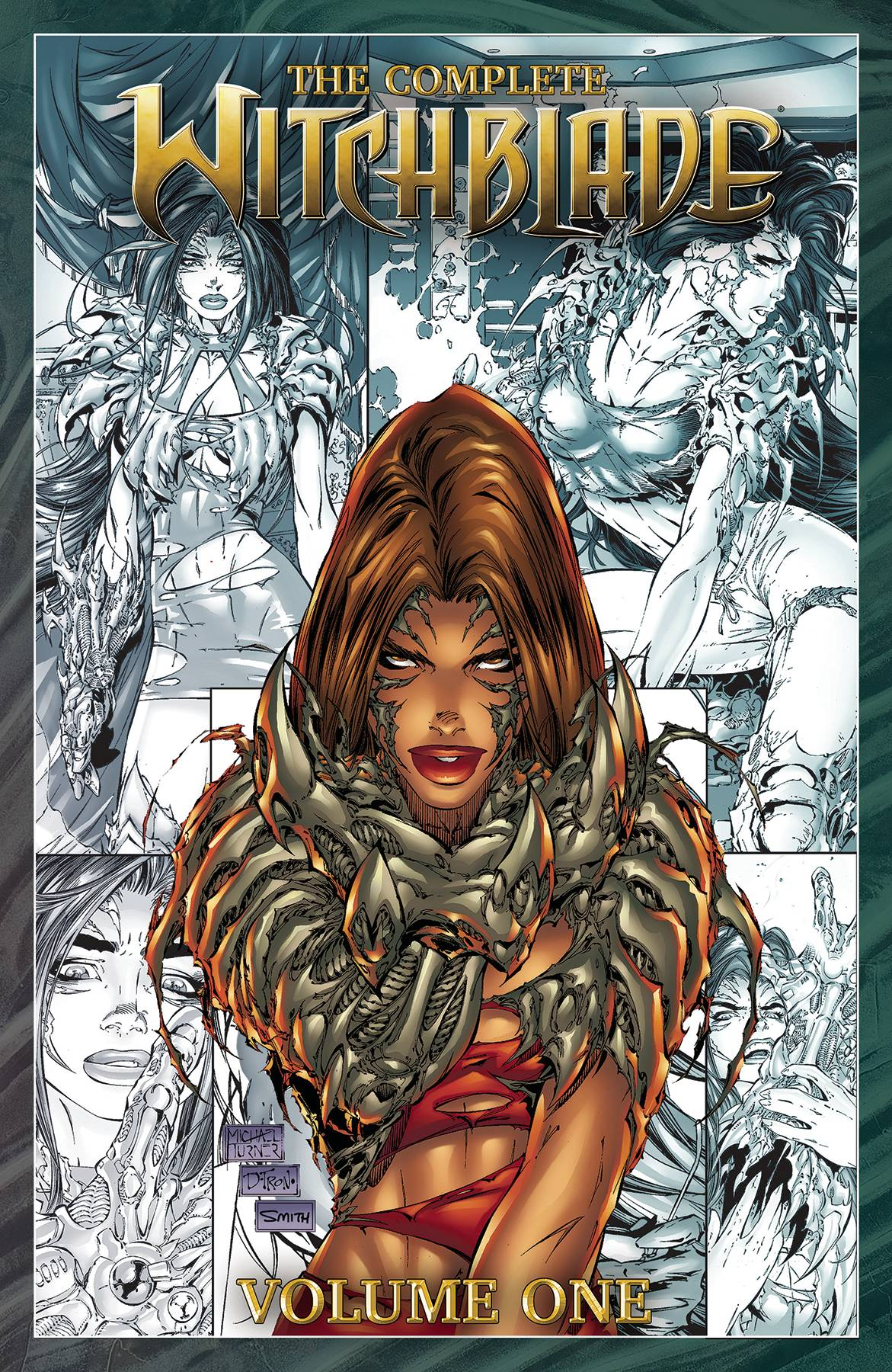 COMP WITCHBLADE HC VOL 01 (MR)