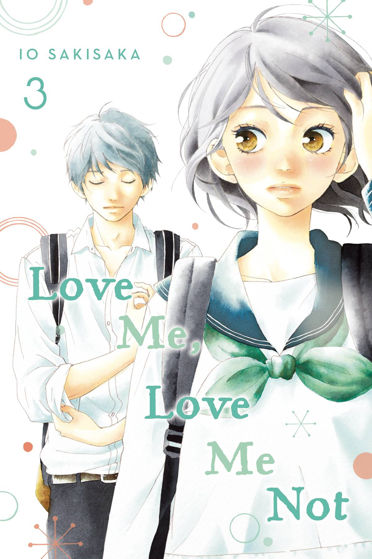 LOVE ME LOVE ME NOT GN VOL 03
