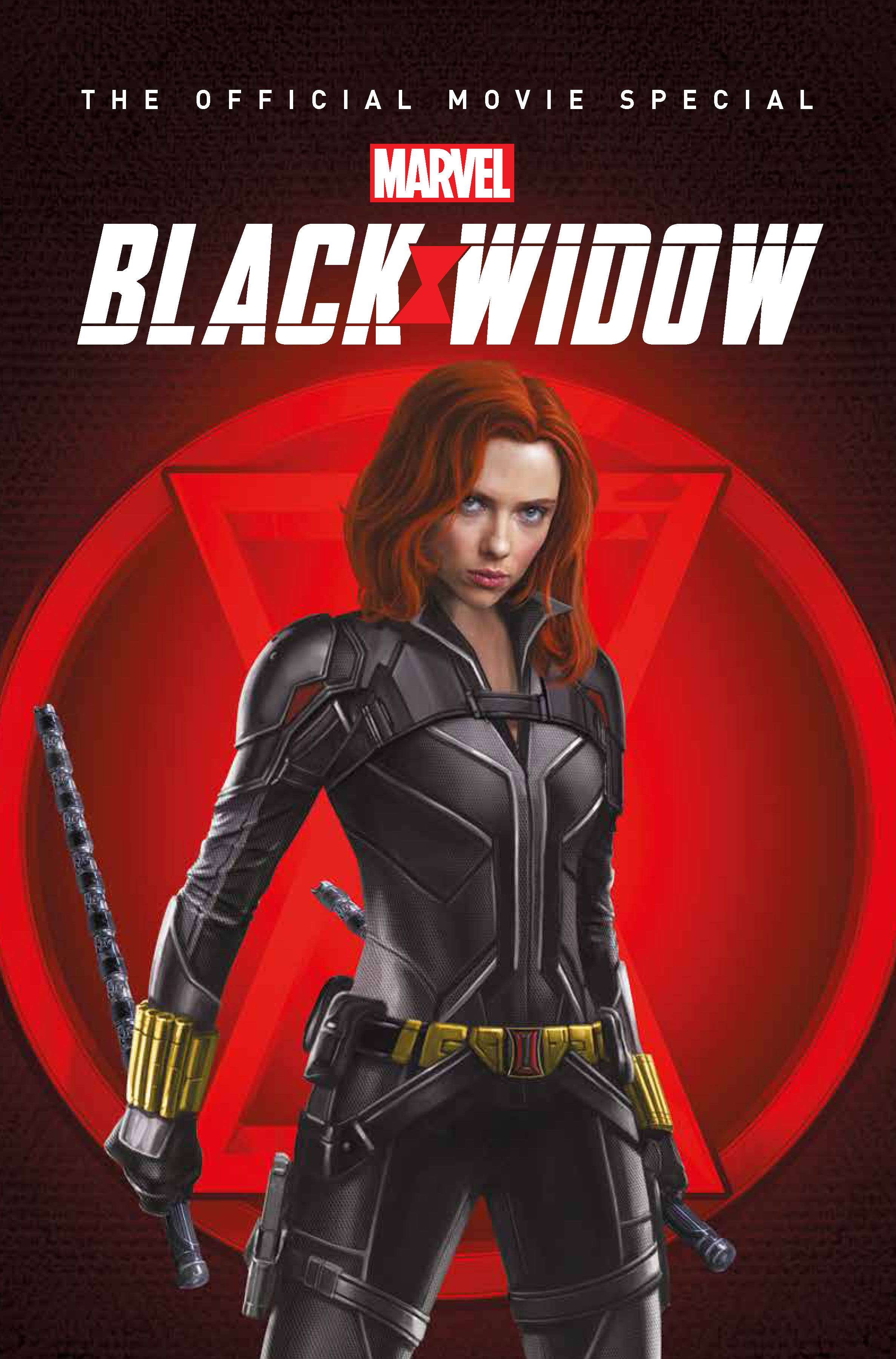 BLACK WIDOW OFF MOVIE SPECIAL HC (RES)