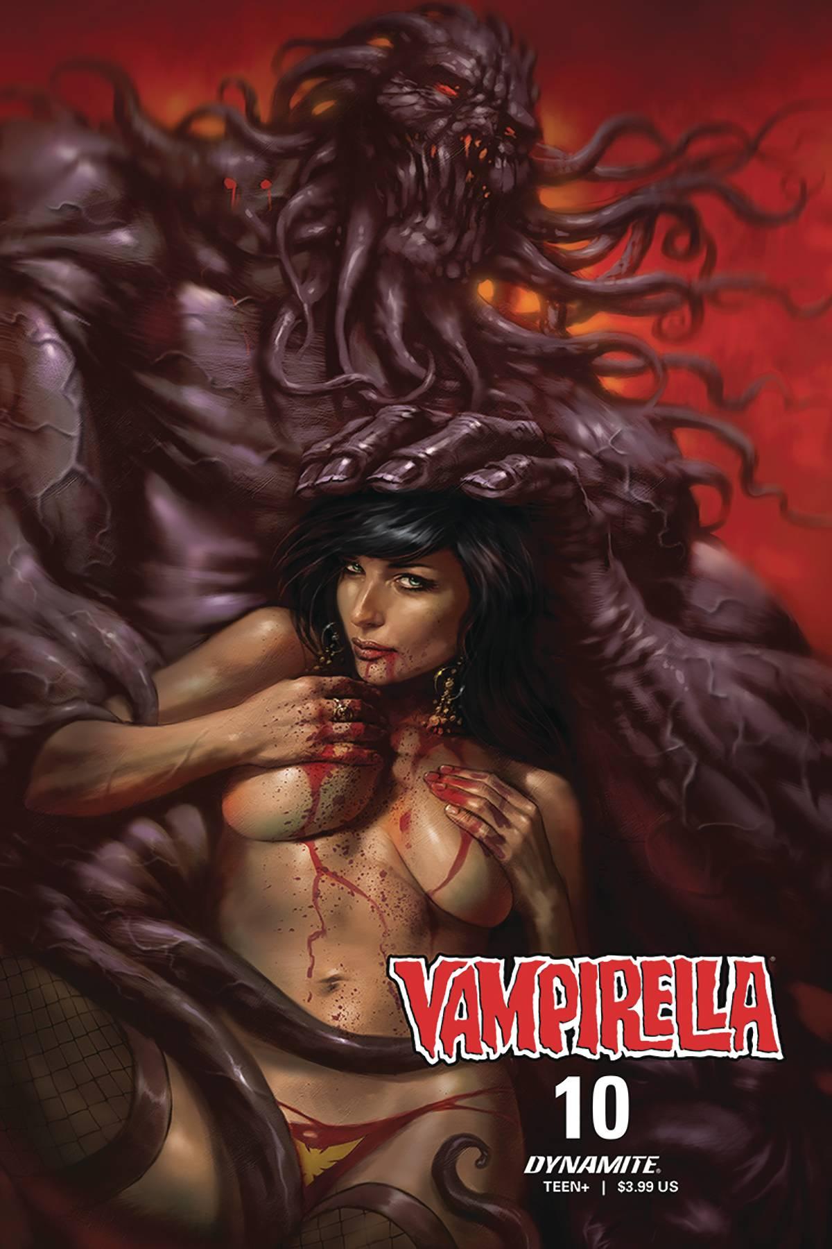 VAMPIRELLA #10 CVR A PARRILLO