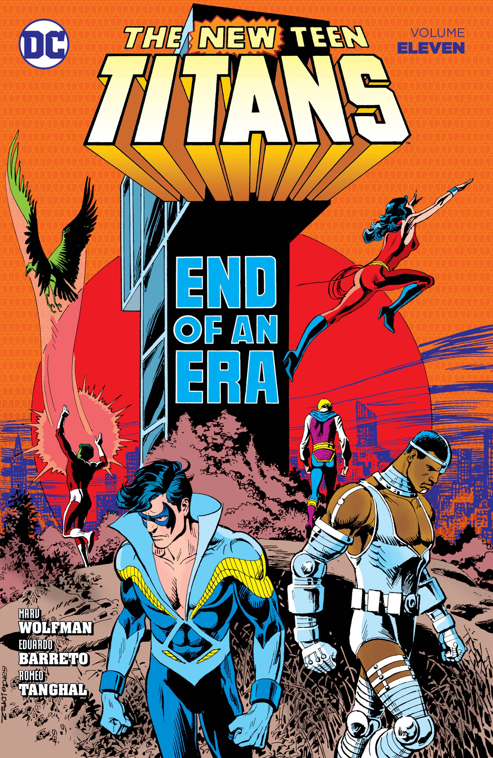 NEW TEEN TITANS TP VOL 11