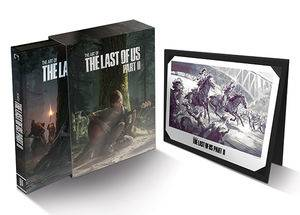 ART OF THE LAST OF US II HC DLX ED