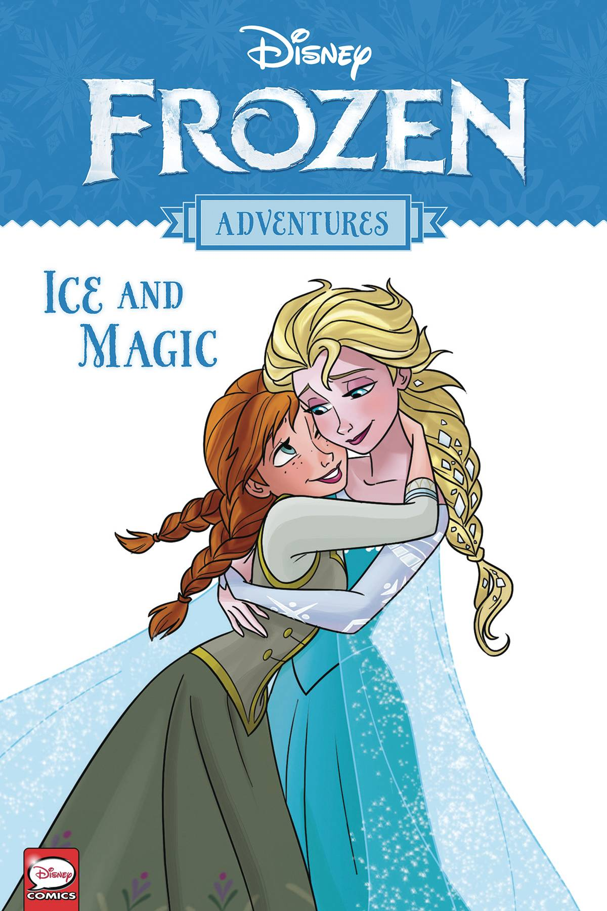 DISNEY FROZEN ADVENTURES TP ICE & MAGIC