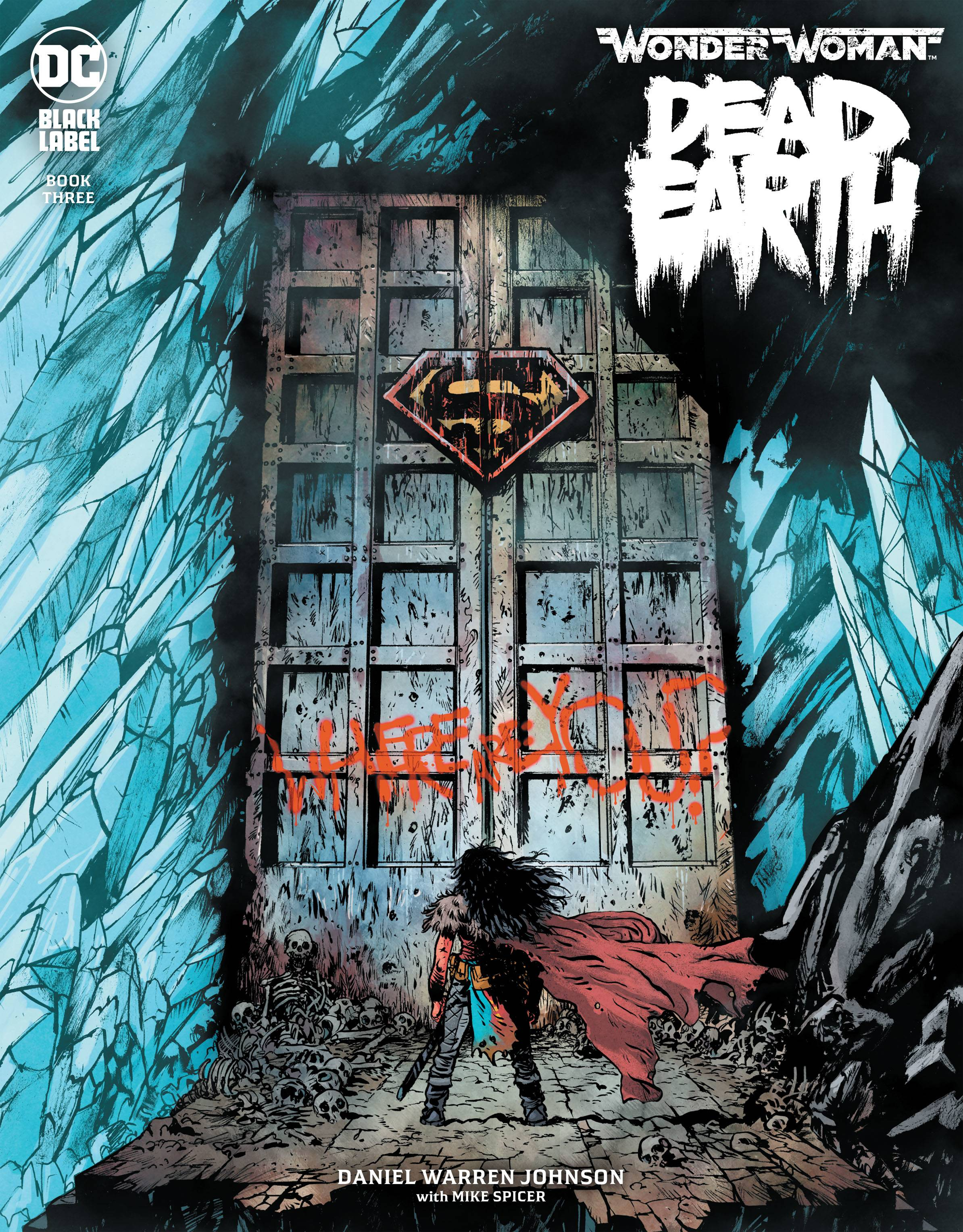 WONDER WOMAN DEAD EARTH #3 (OF 4) (MR)