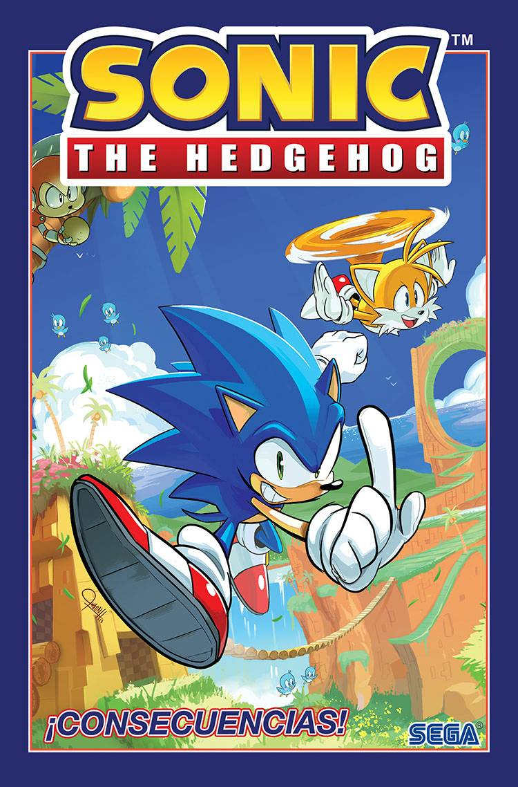 SONIC THE HEDGEHOG FALLOUT TP SPANISH ED CONSECUENCIAS