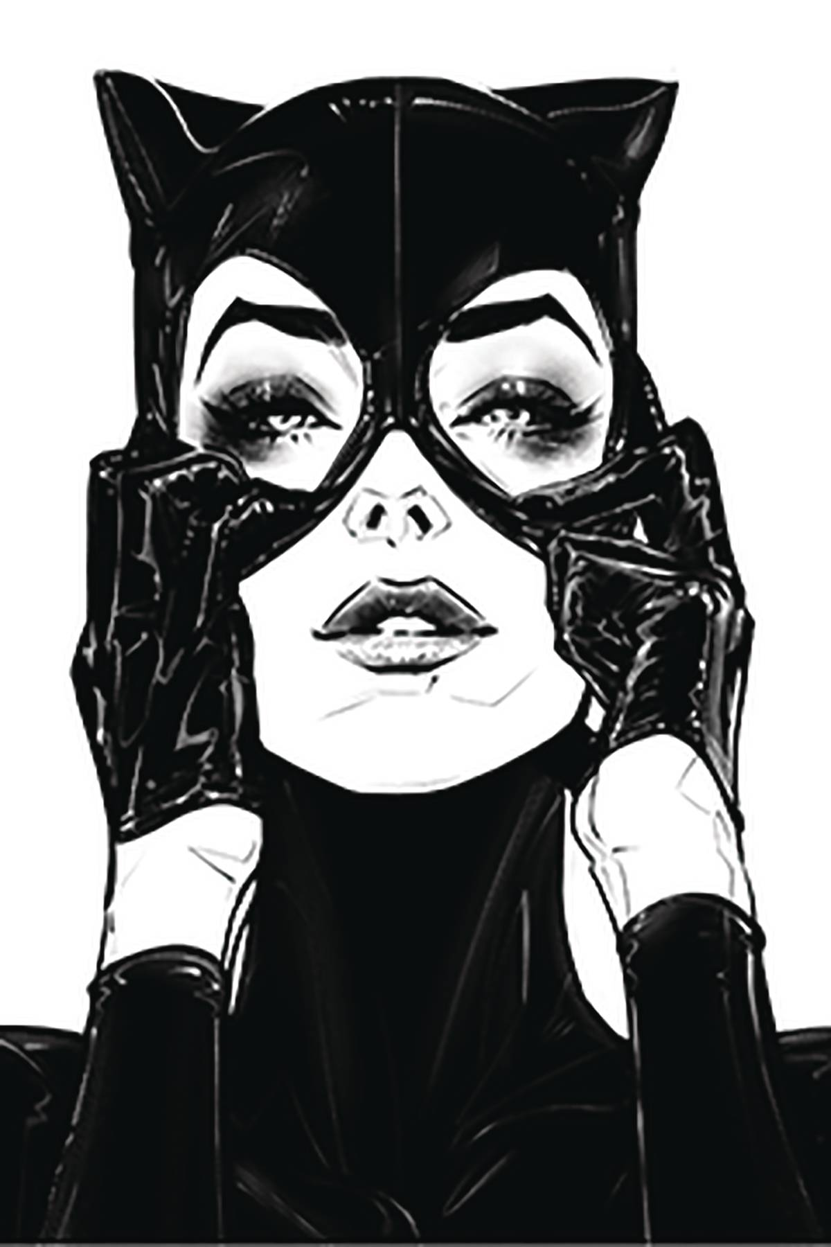 DF CATWOMAN 80TH ANNIVERSARY SUPER SPECTACULAR #1 KING SGN