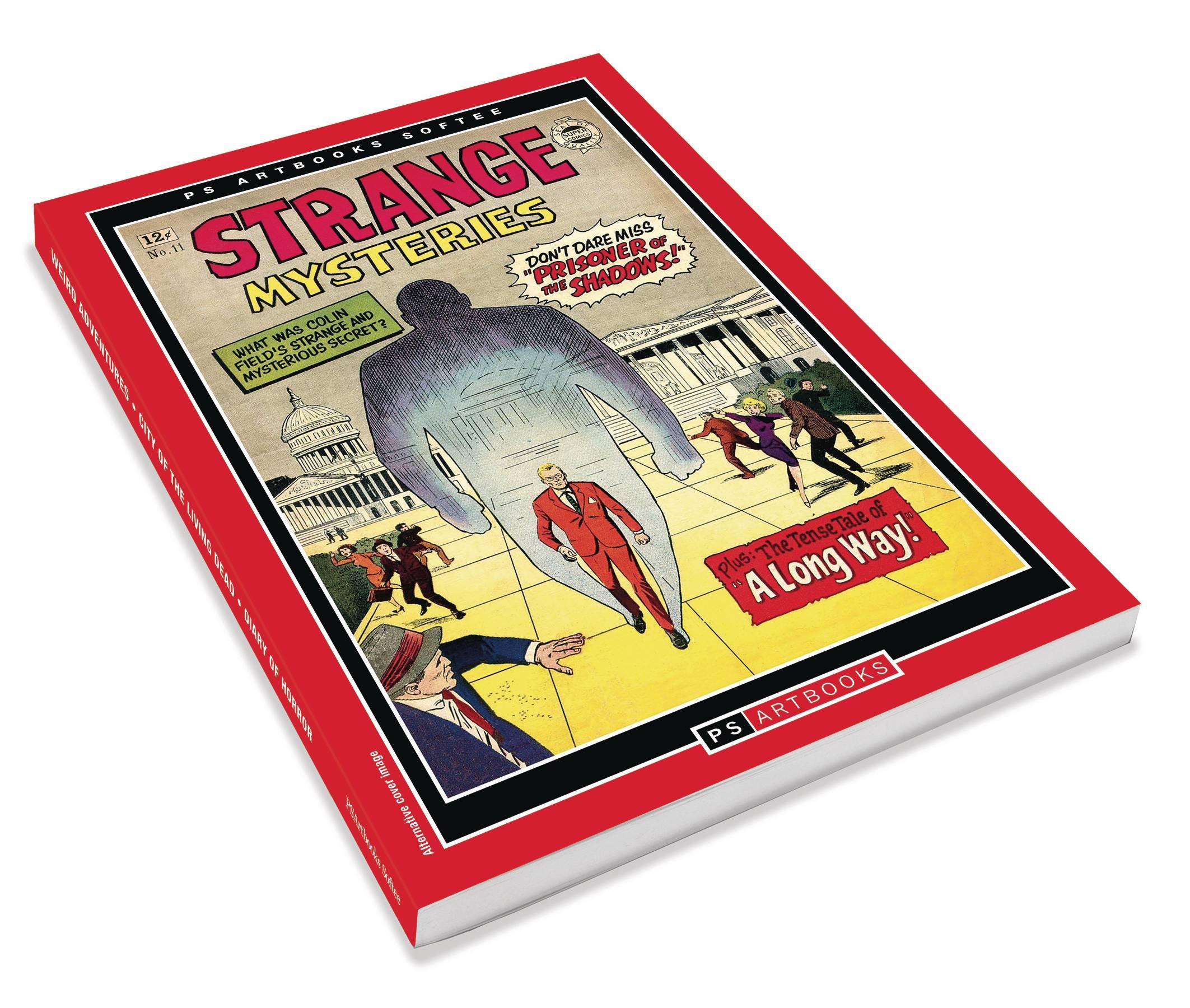 PS ARTBOOKS STRANGE MYSTERIES SOFTEE VOL 01