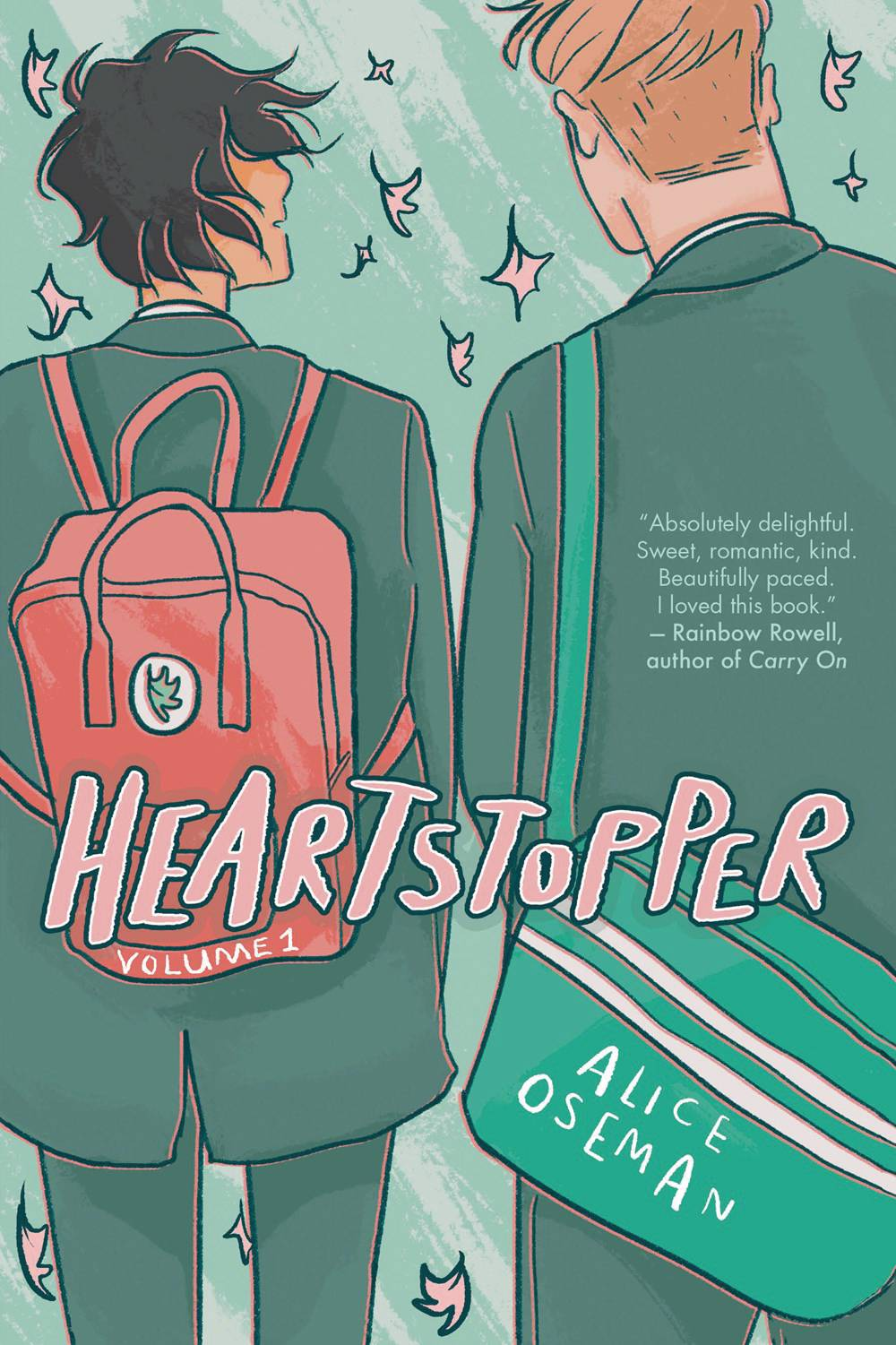 HEARTSTOPPER GN VOL 01