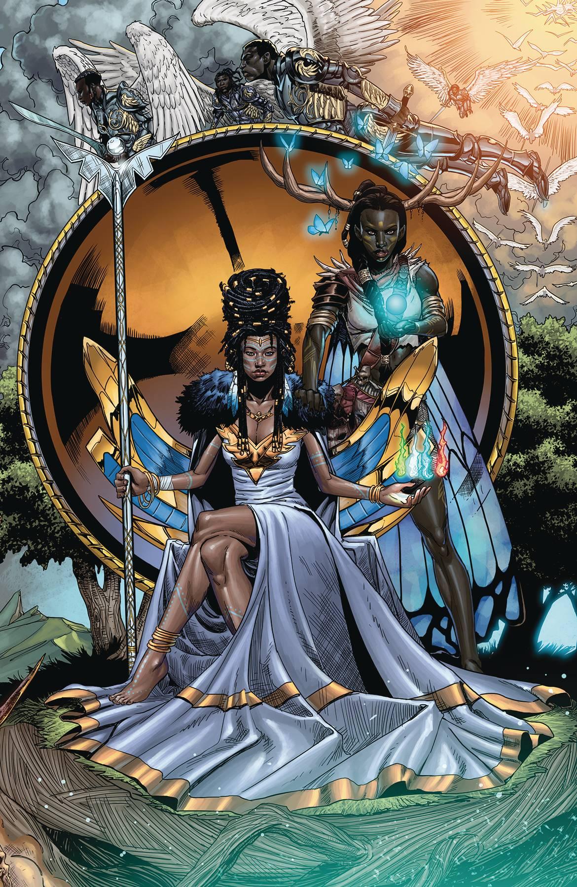 Niobe She Is Death #1-4Select Cover Main /& VariantsStranger Comics NM 2020