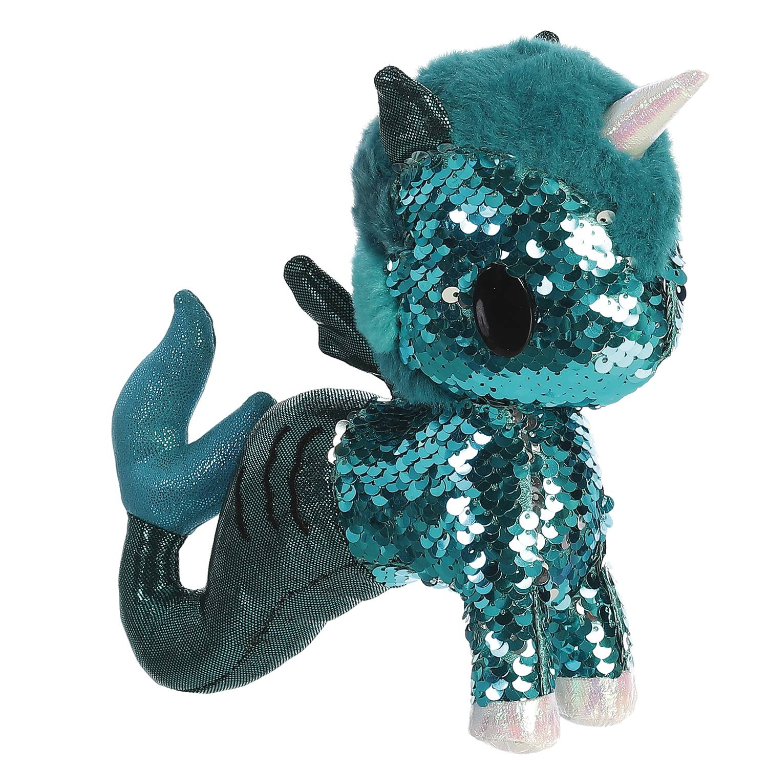 TOKIDOKI MERMICORNO SEQUIN CERULEAN 7.5IN PLUSH