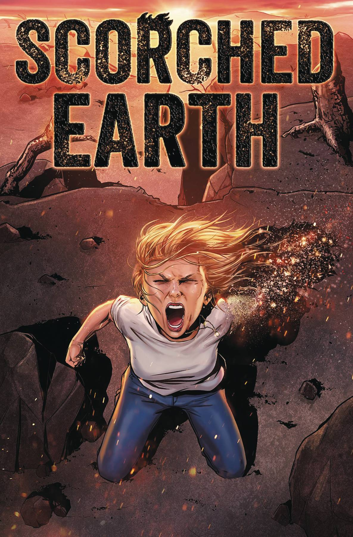 SCORCHED EARTH GN