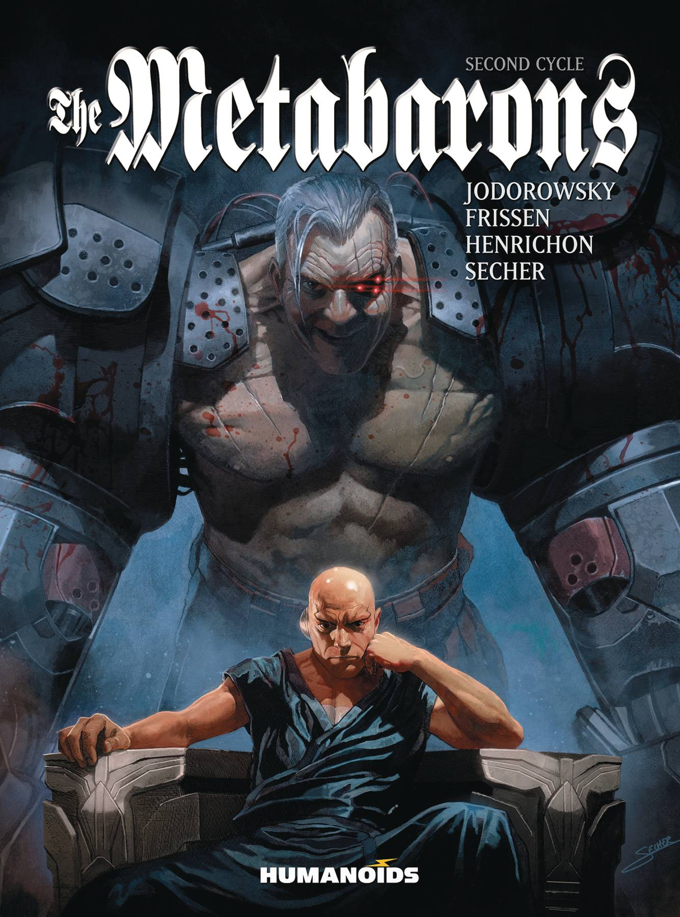 METABARONS SECOND CYCLE HC (RES) (MR)