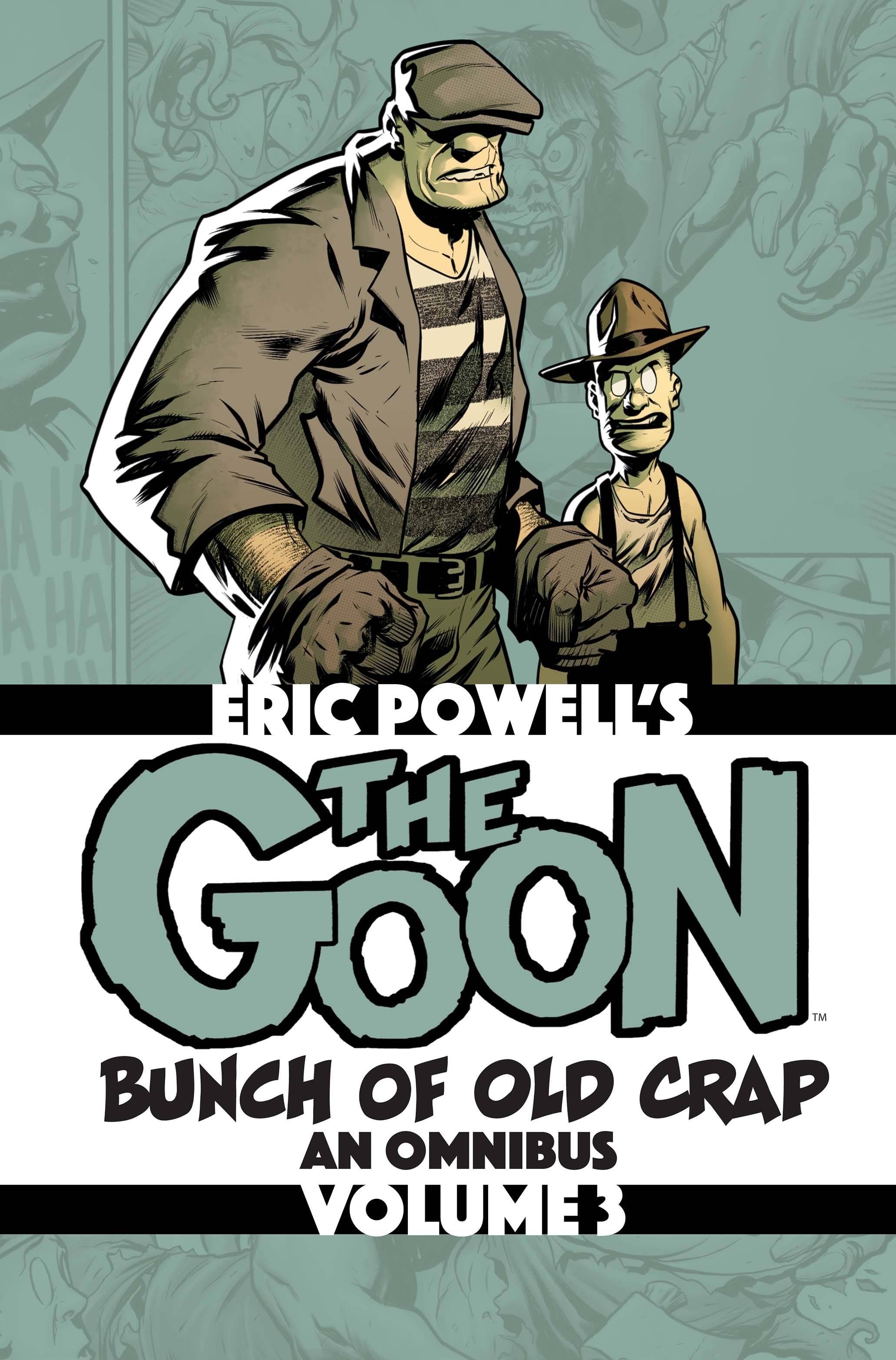 GOON BUNCH OF OLD CRAP TP VOL 03 (RES)