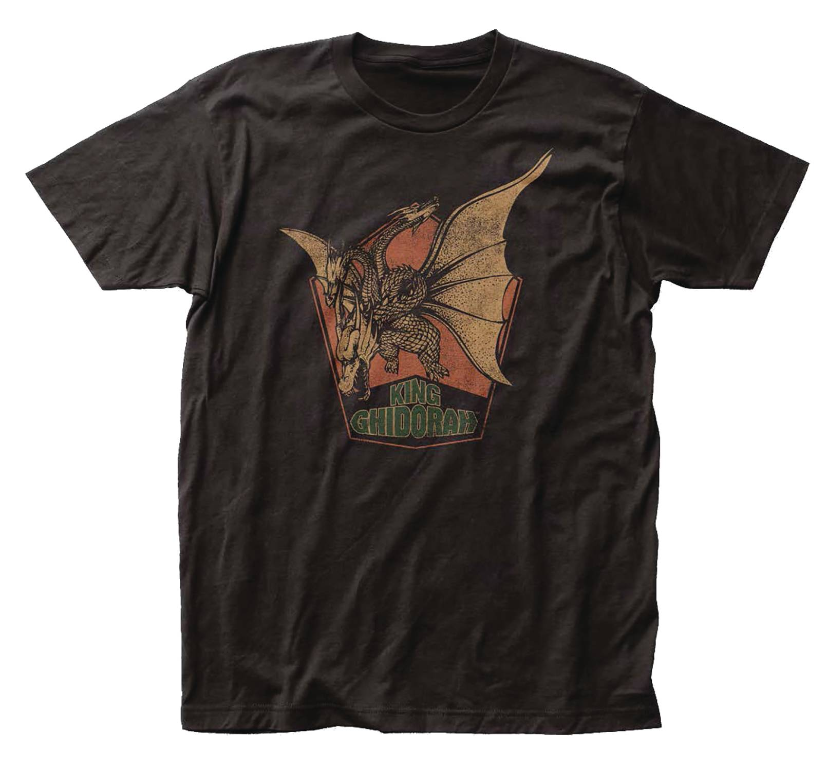 GODZILLA KING GHIDORAH PX FITTED T/S MED