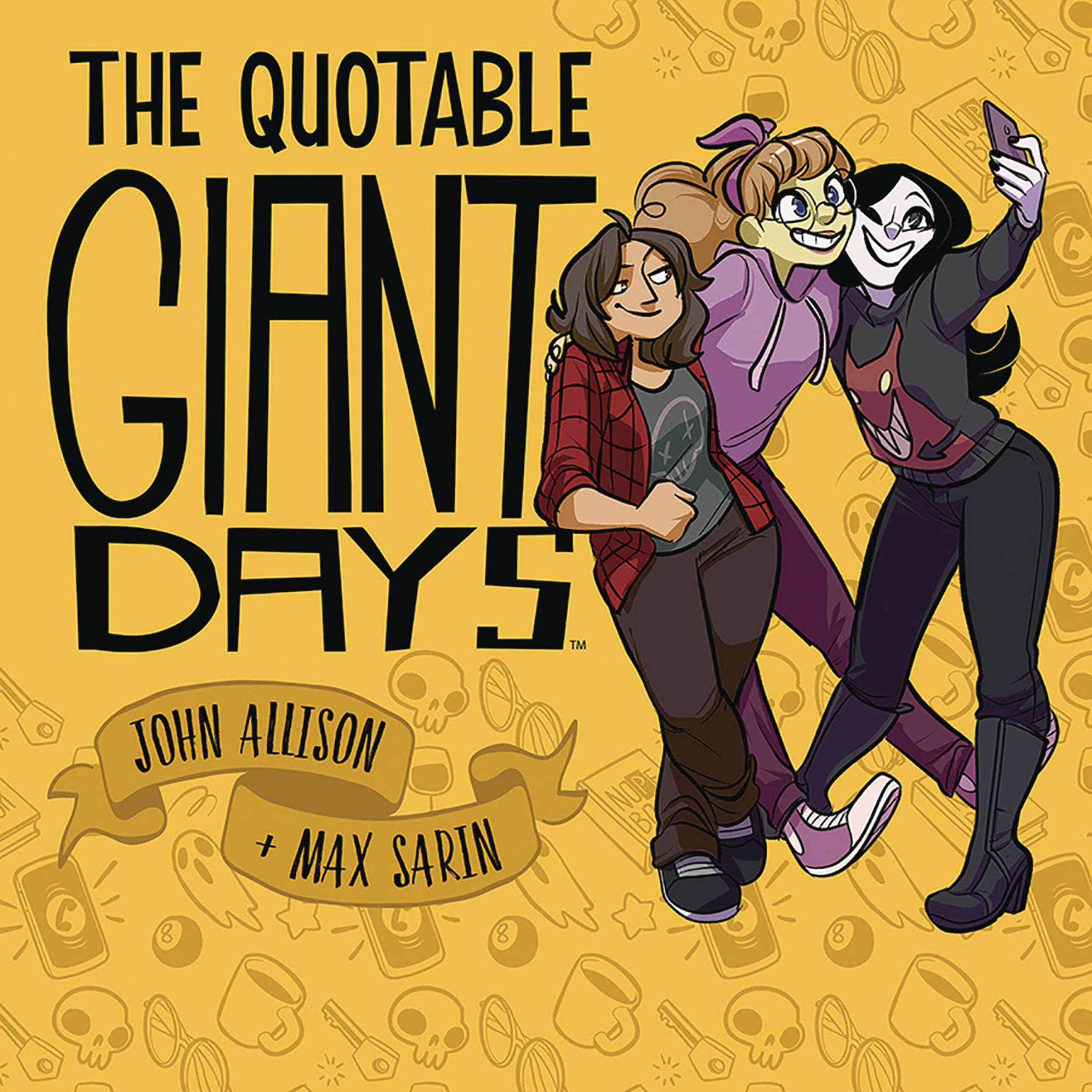 QUOTABLE GIANT DAYS GN
