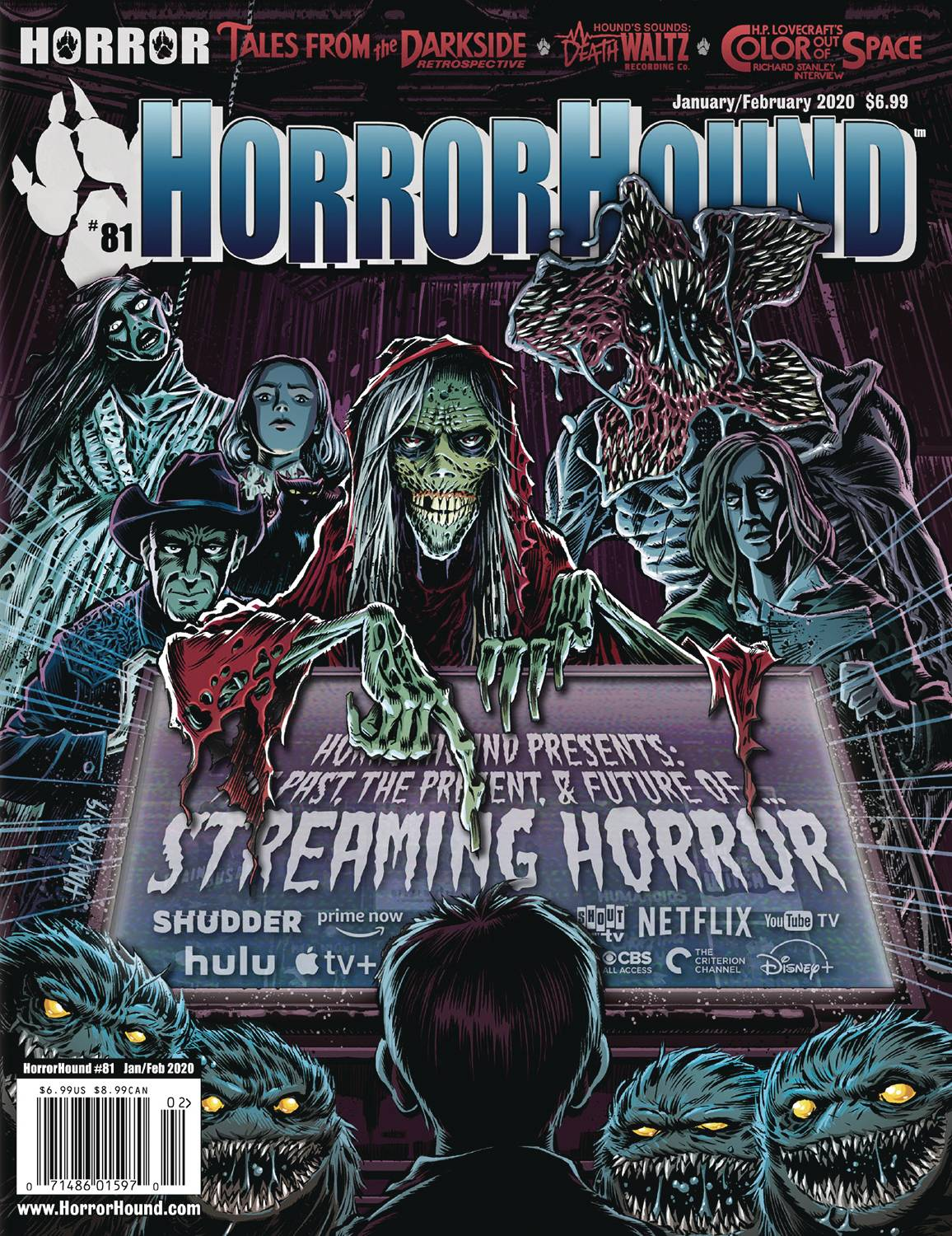 HORRORHOUND #83