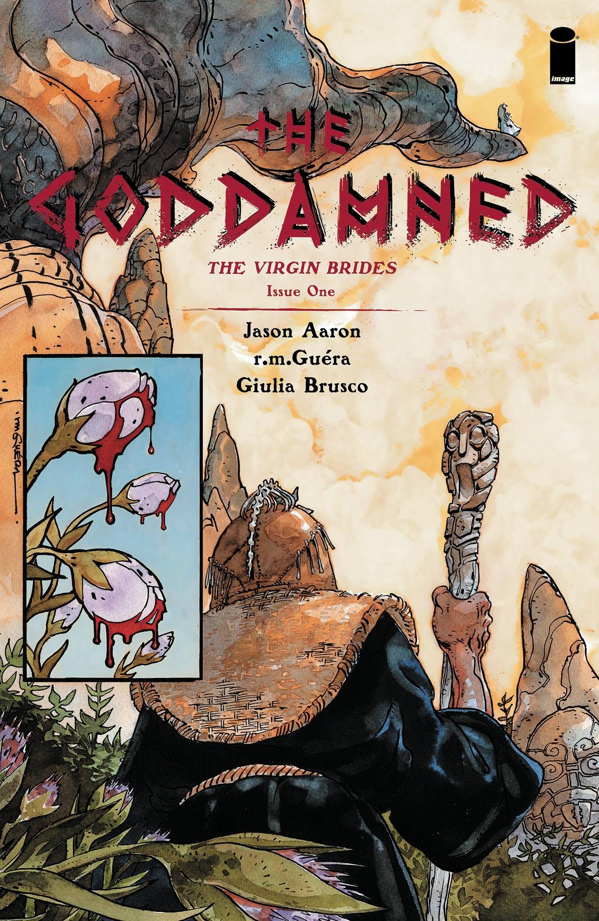 GODDAMNED VIRGIN BRIDES #1 (OF 5) (MR)