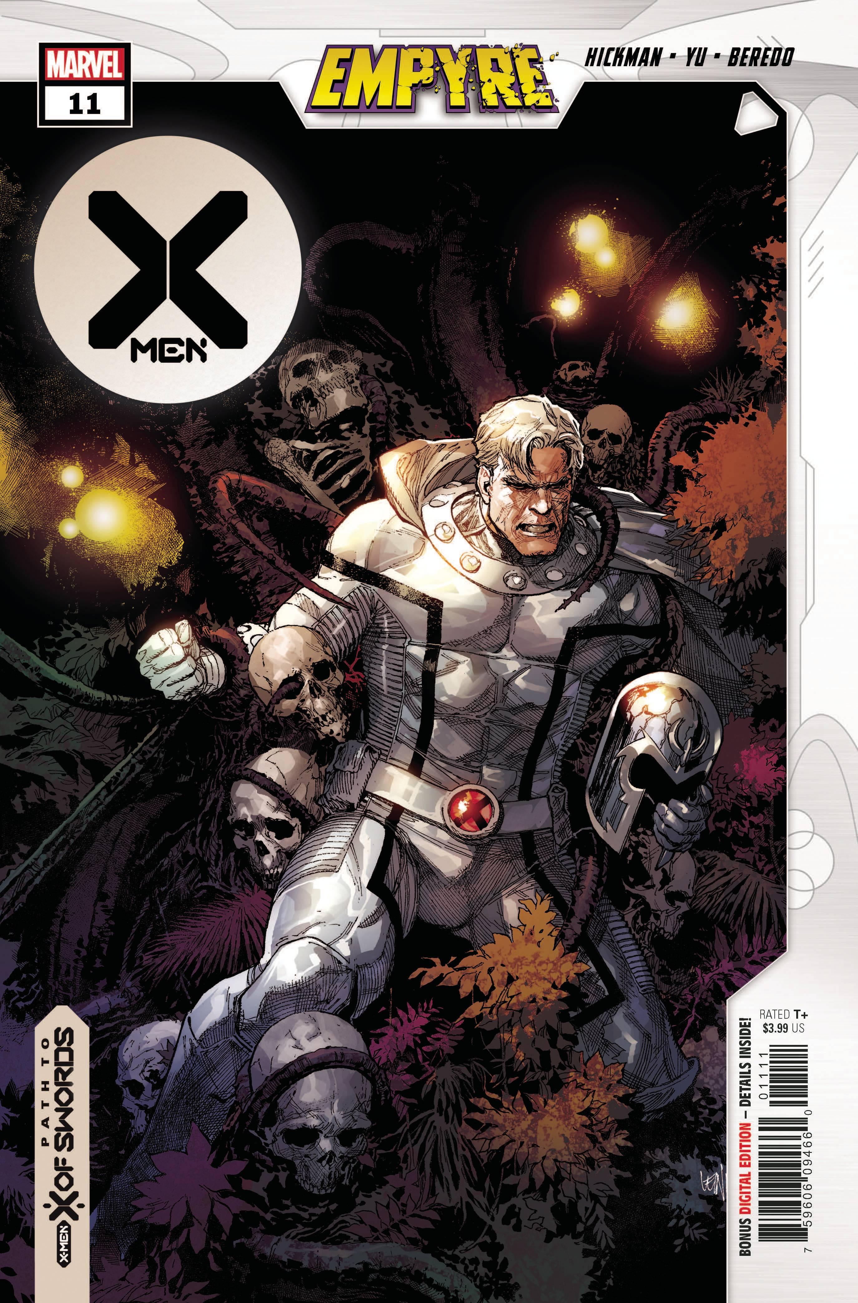 X-MEN #11 EMP