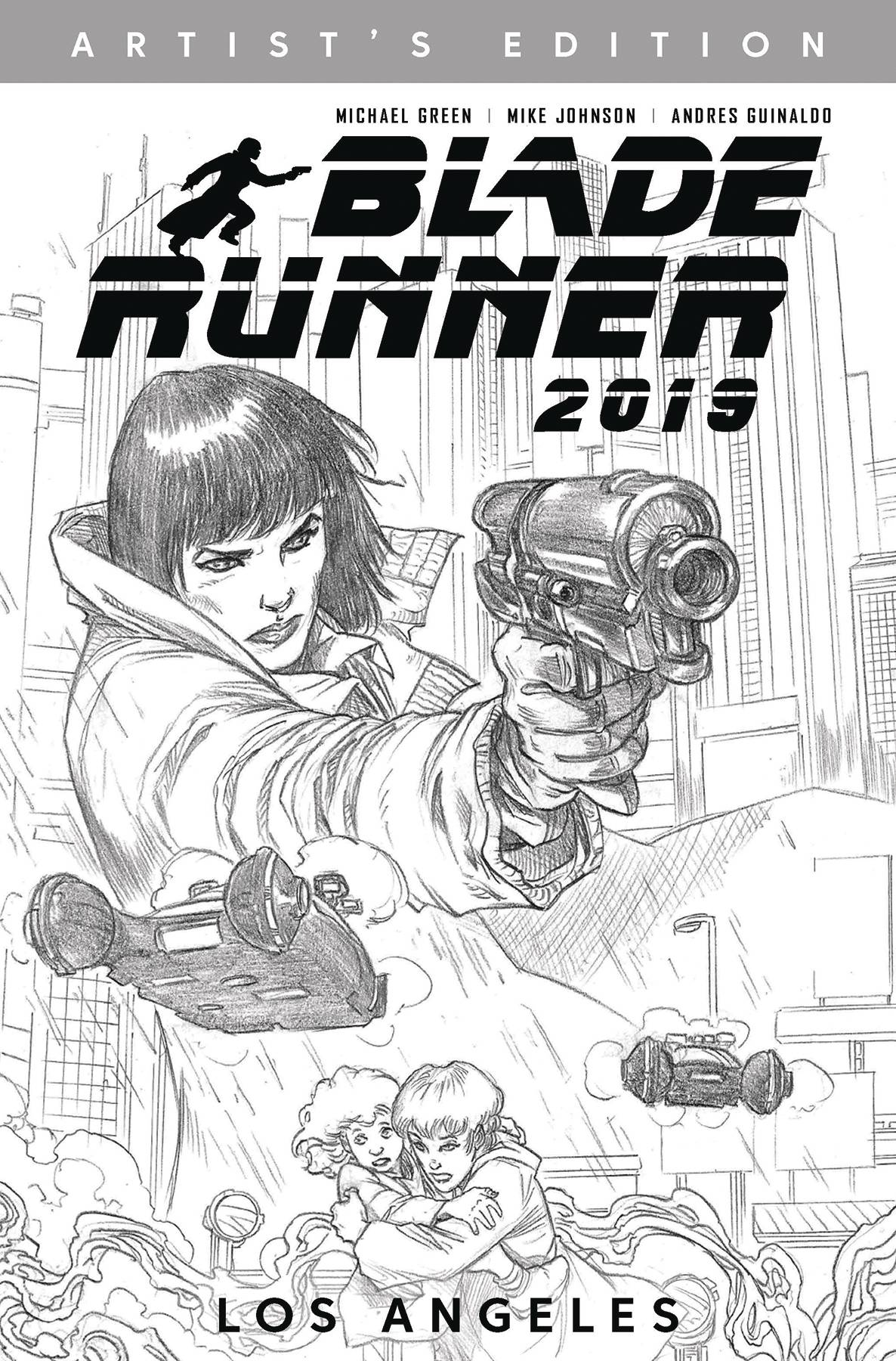 BLADE RUNNER 2019 TP VOL 01 ARTIST EDITION (O/A)