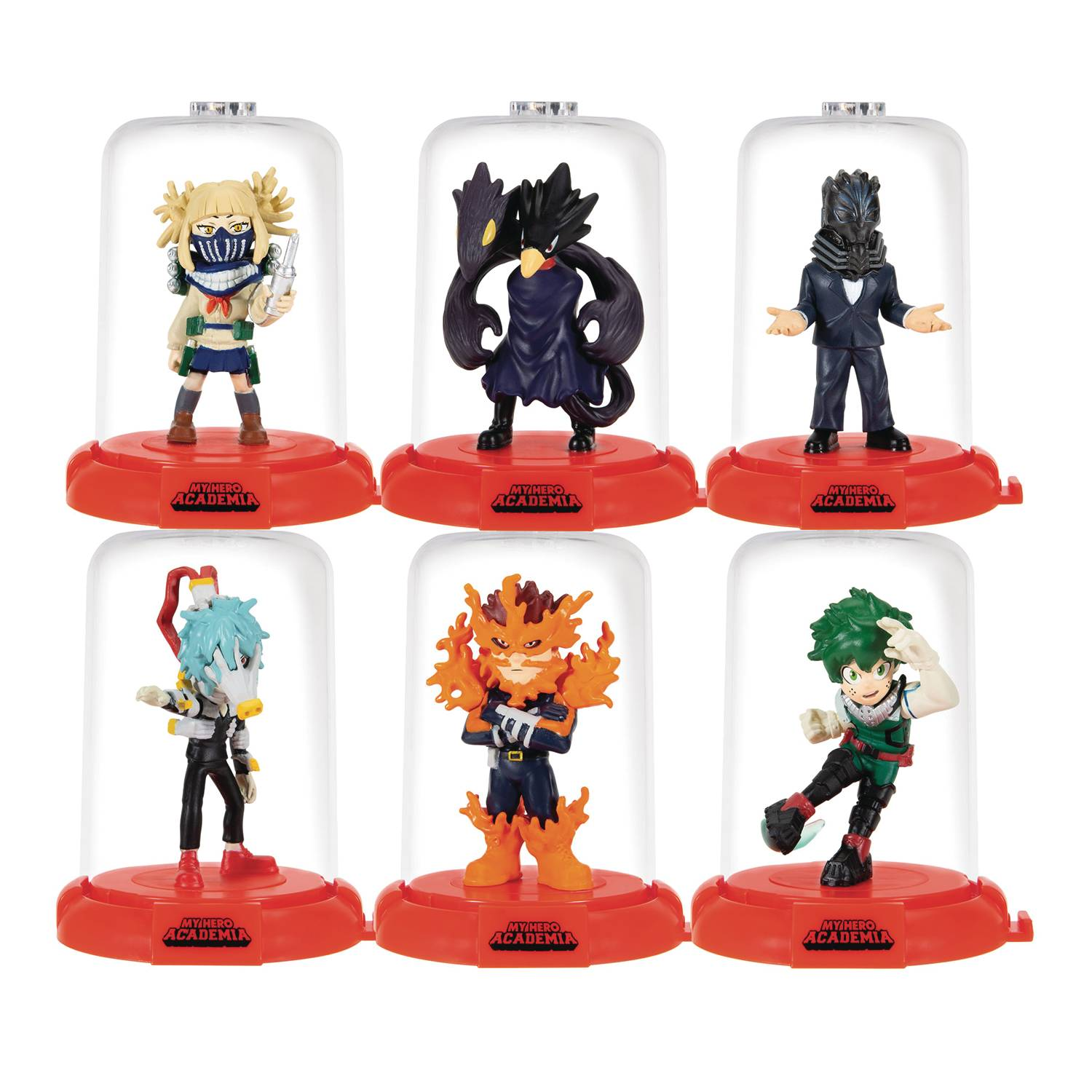 DOMEZ MY HERO ACADEMIA SERIES2 18PC FIGURE DS