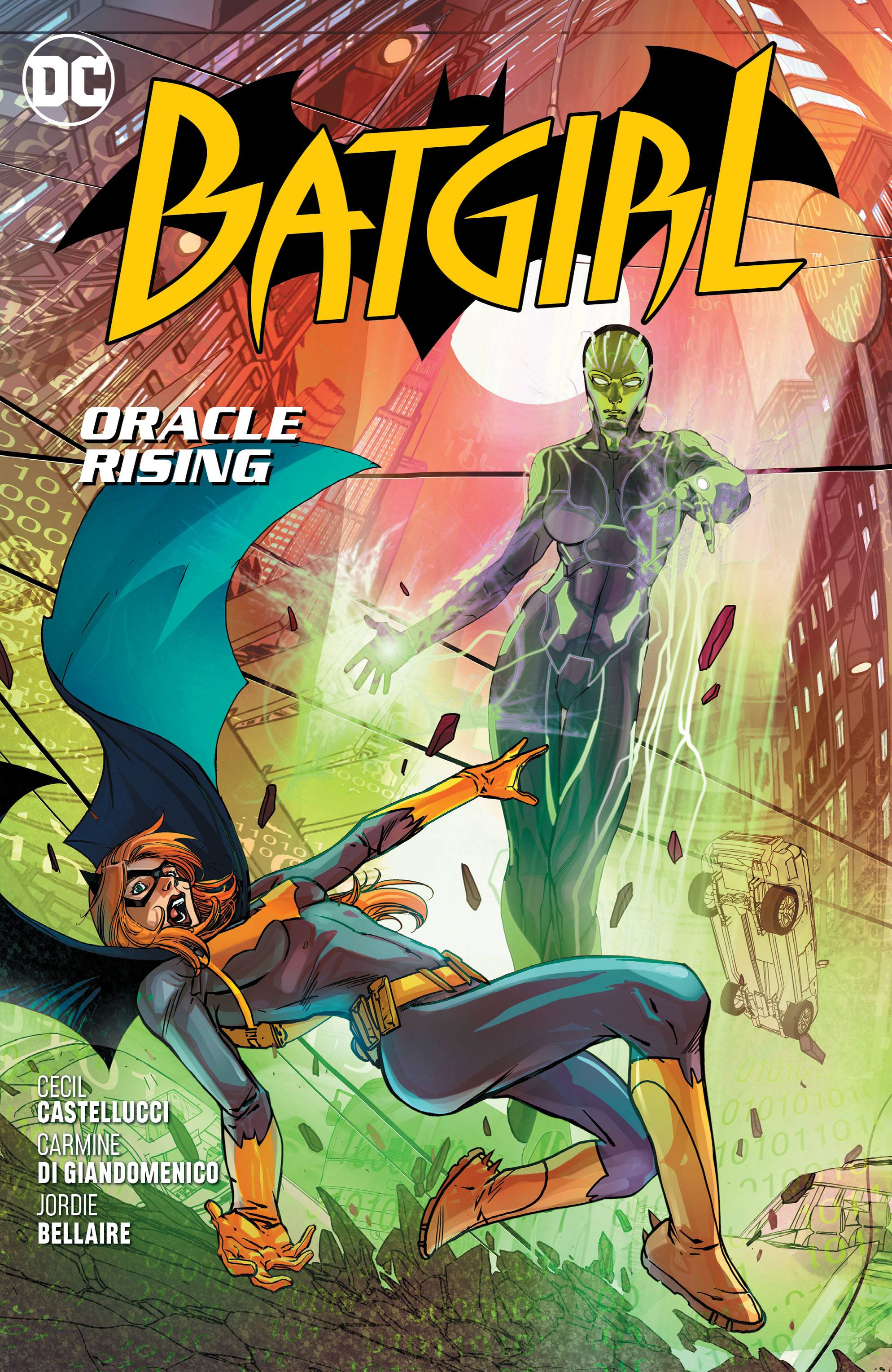 BATGIRL TP VOL 07 ORACLE RISING