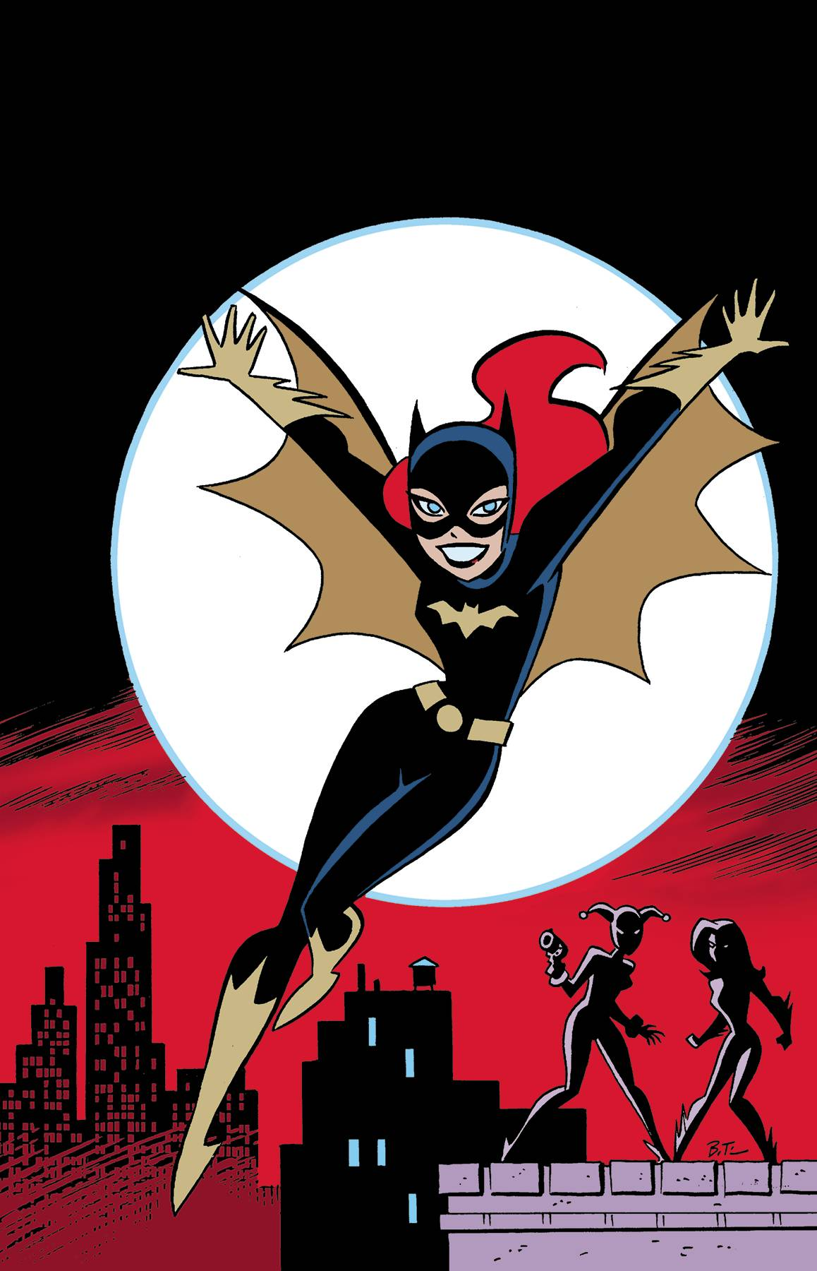 BATGIRL ADVENTURES A LEAGUE OF HER OWN TP
