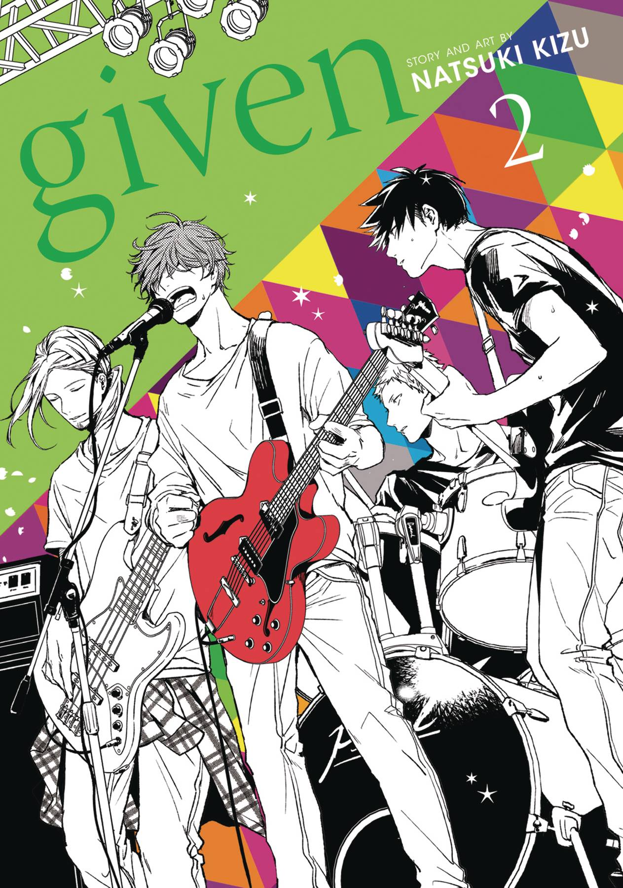 GIVEN GN VOL 02