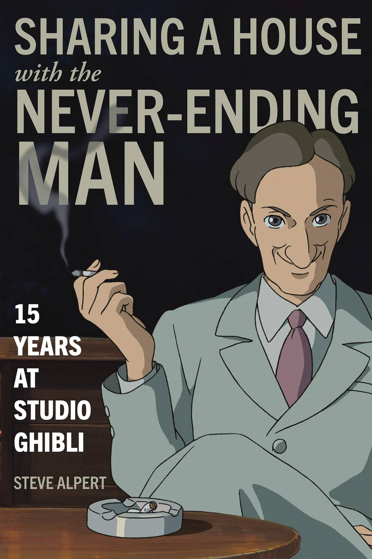 SHARING A HOUSE WITH NEVER ENDING MAN 15 YEARS STUDIO GHIBLI