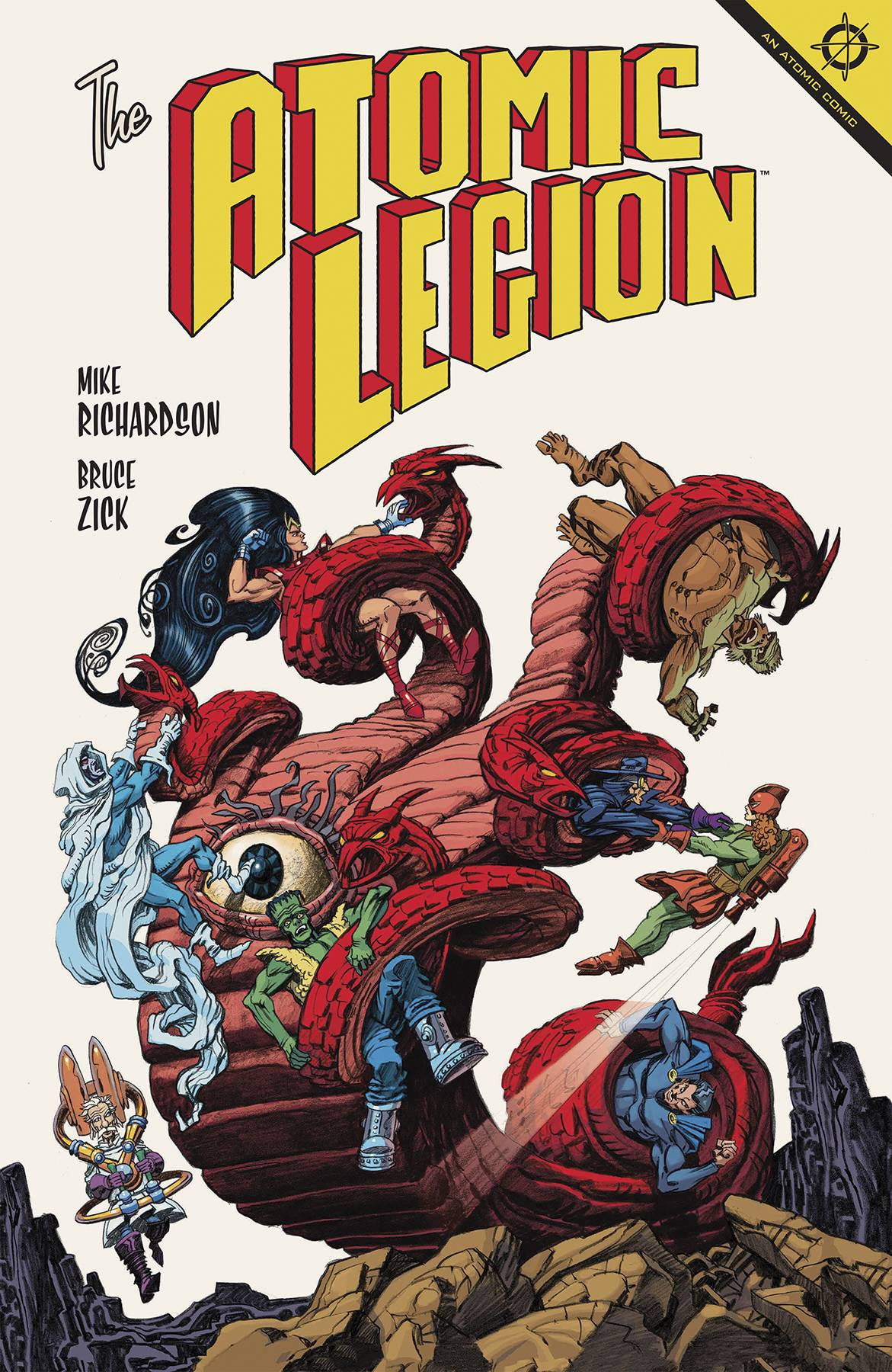 ATOMIC LEGION TP (RES)
