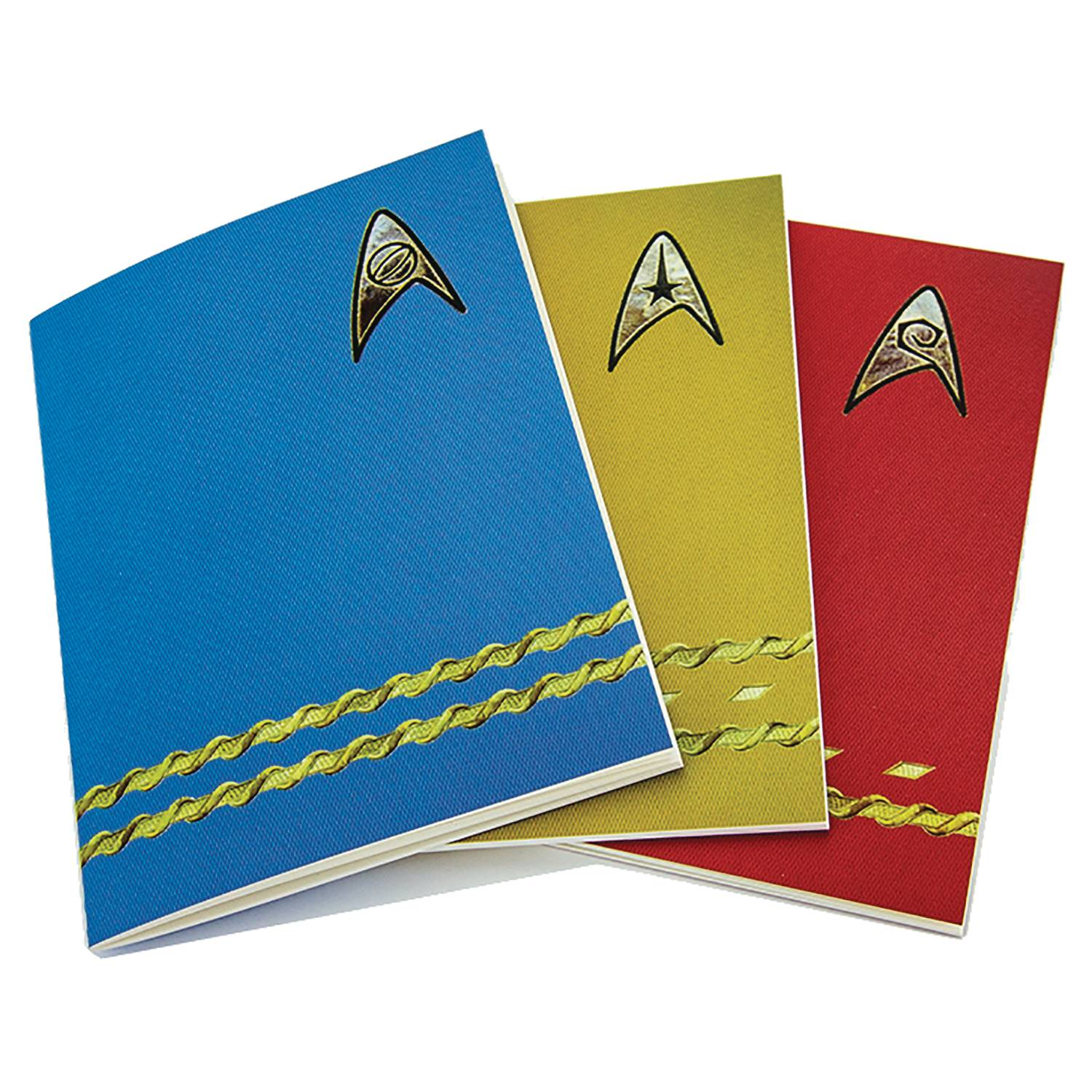 ST TOS SOFTCOVER JOURNAL 3PK