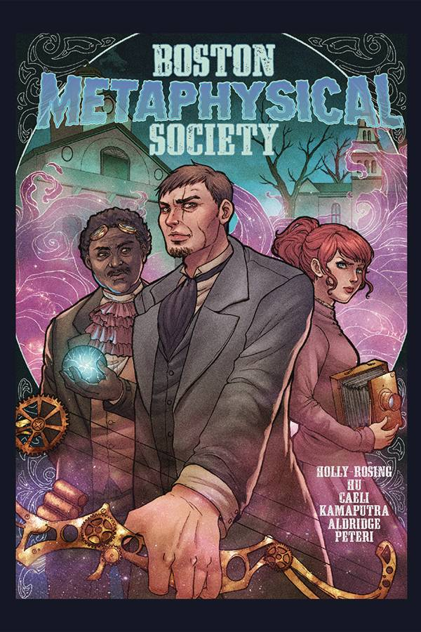 BOSTON METAPHYSICAL SOCIETY TP