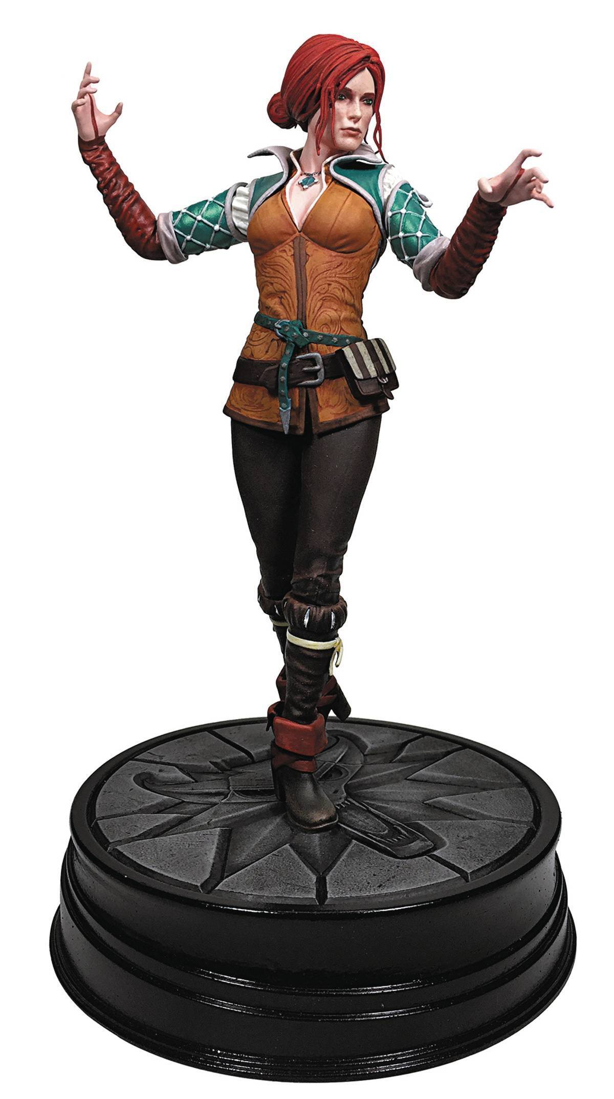 WITCHER 3 WILD HUNT FIGURE TRISS (NEW EDITION) (JAN208269) (